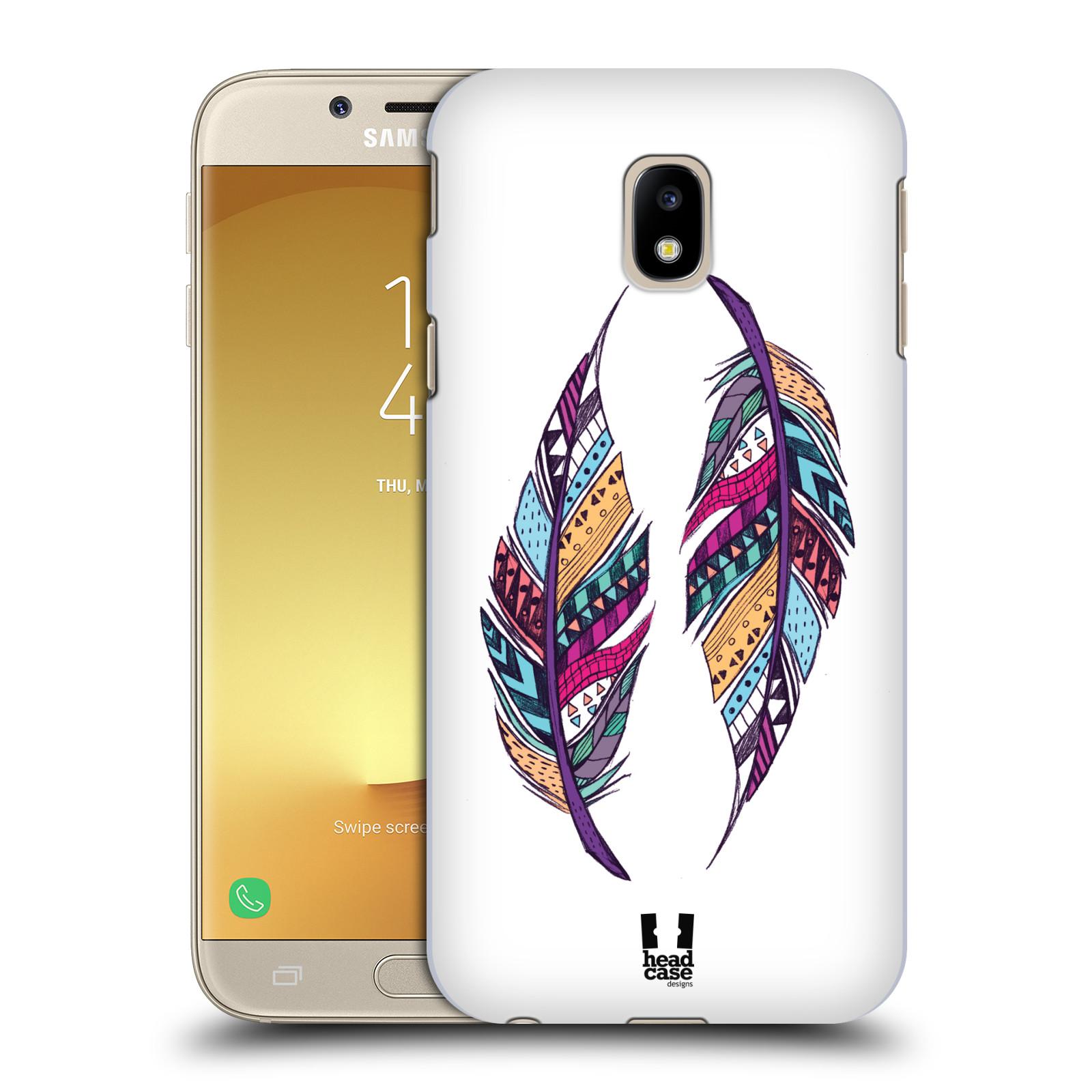 Plastové pouzdro na mobil Samsung Galaxy J3 (2017) - Head Case - AZTEC PÍRKA