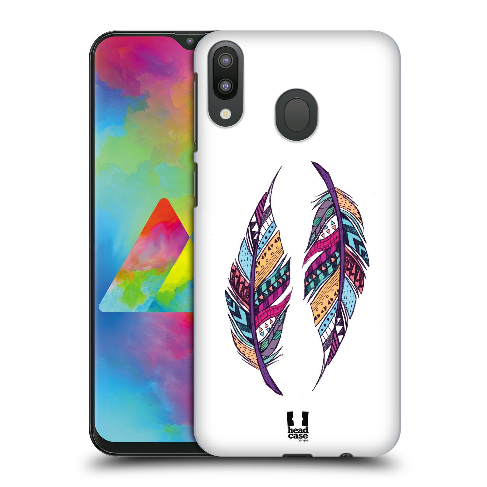 Plastové pouzdro na mobil Samsung Galaxy M20 - Head Case - AZTEC PÍRKA