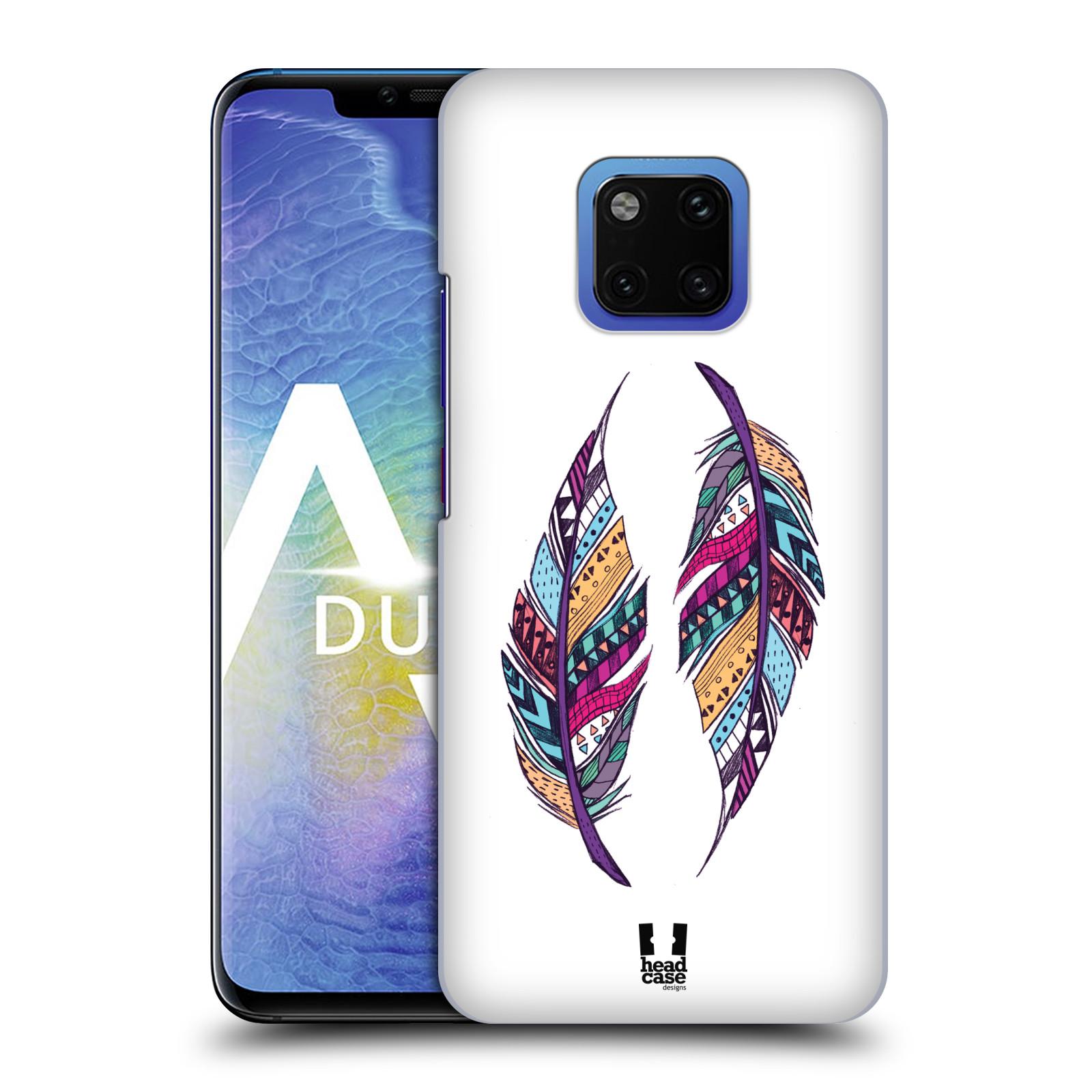 Plastové pouzdro na mobil Huawei Mate 20 Pro - Head Case - AZTEC PÍRKA