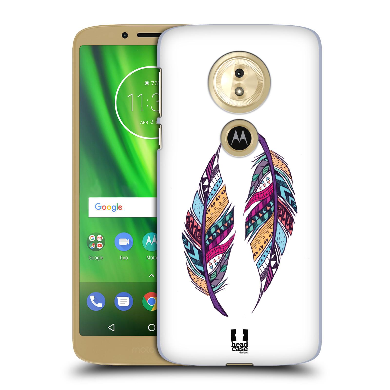Plastové pouzdro na mobil Motorola Moto G6 Play - Head Case - AZTEC PÍRKA