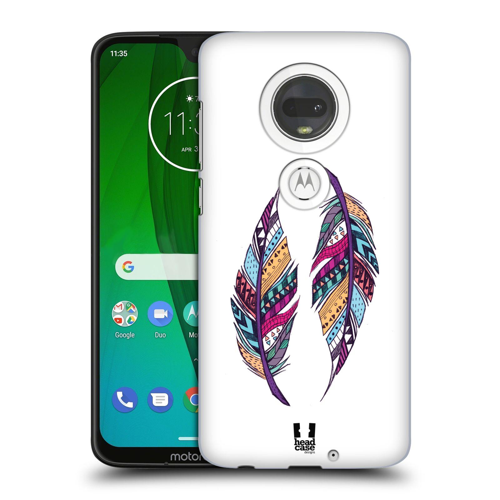 Plastové pouzdro na mobil Motorola Moto G7 - Head Case - AZTEC PÍRKA