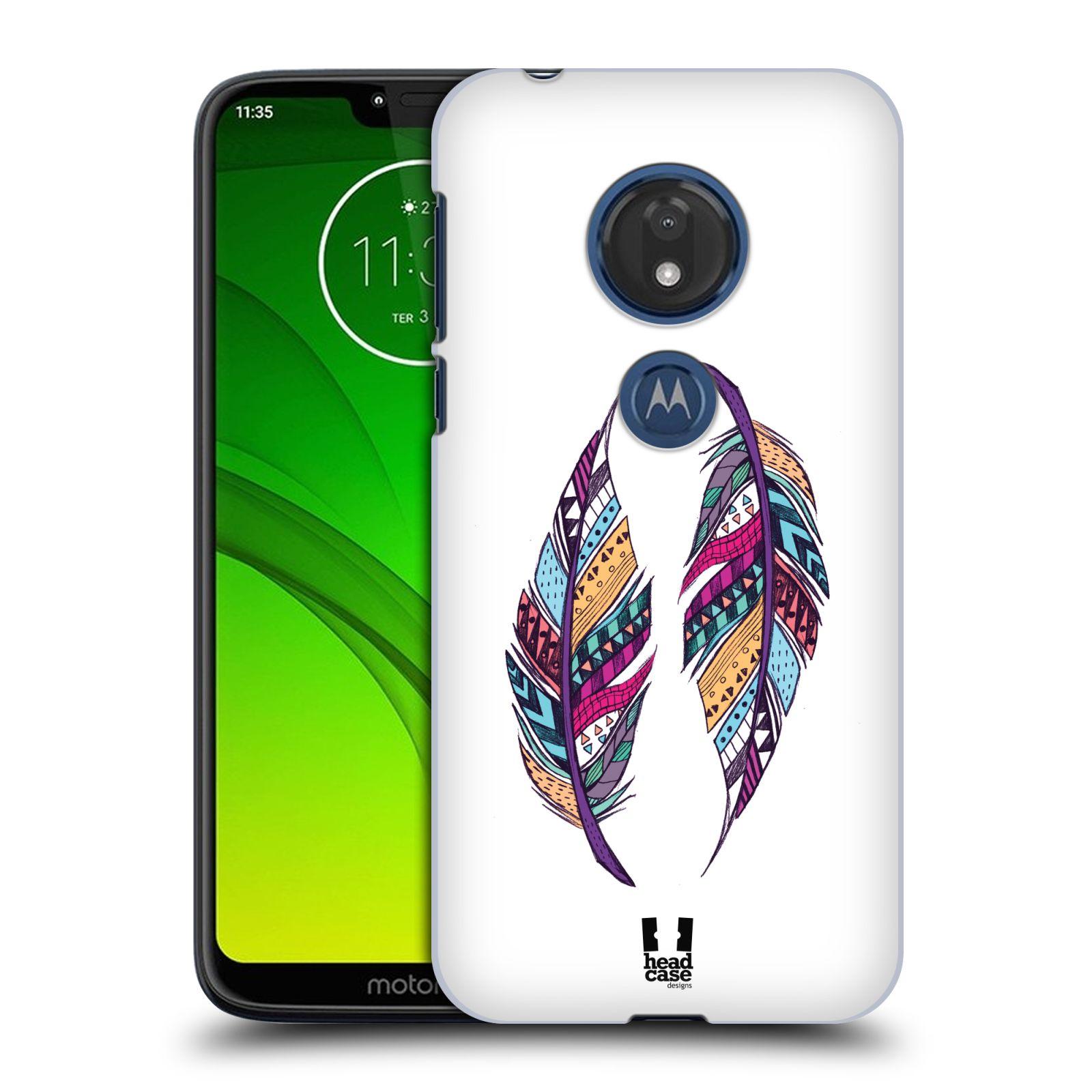 Plastové pouzdro na mobil Motorola Moto G7 Play - Head Case - AZTEC PÍRKA