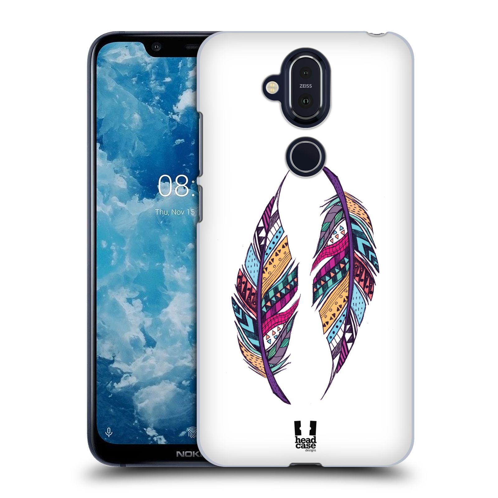 Plastové pouzdro na mobil Nokia 8.1 - Head Case - AZTEC PÍRKA