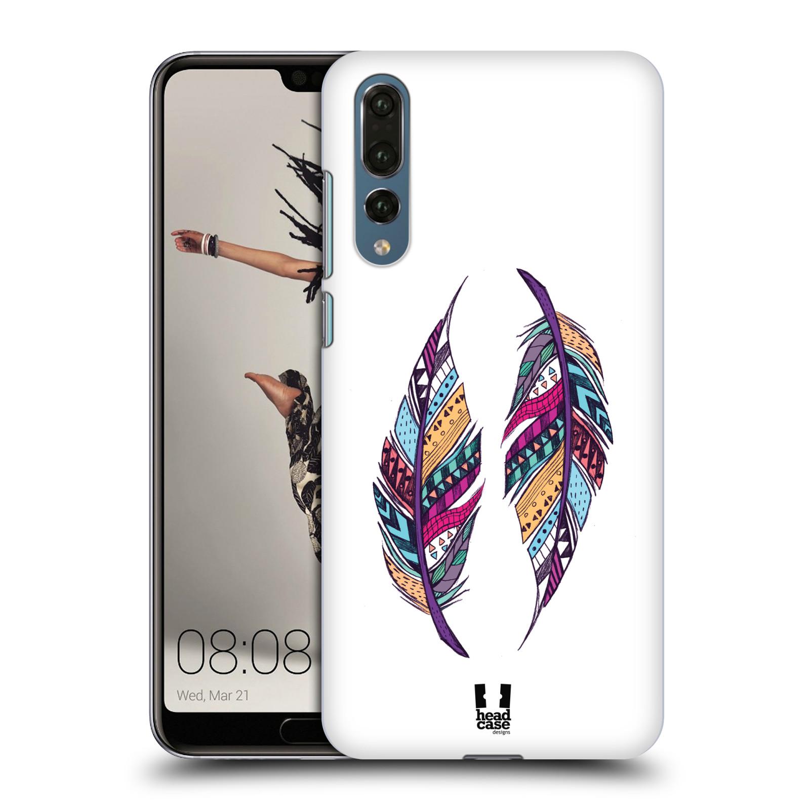 Plastové pouzdro na mobil Huawei P20 Pro - Head Case - AZTEC PÍRKA