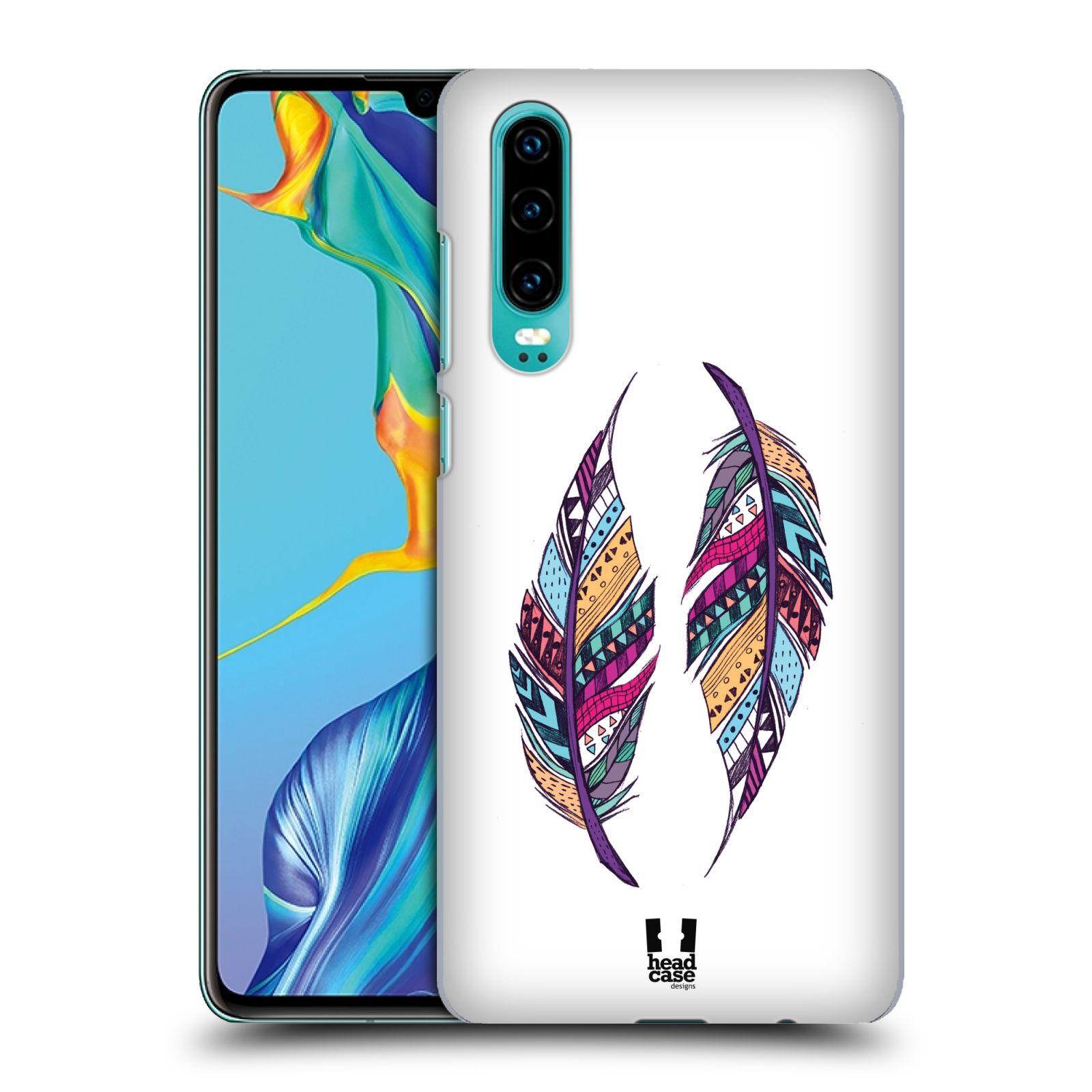 Plastové pouzdro na mobil Huawei P30 - Head Case - AZTEC PÍRKA