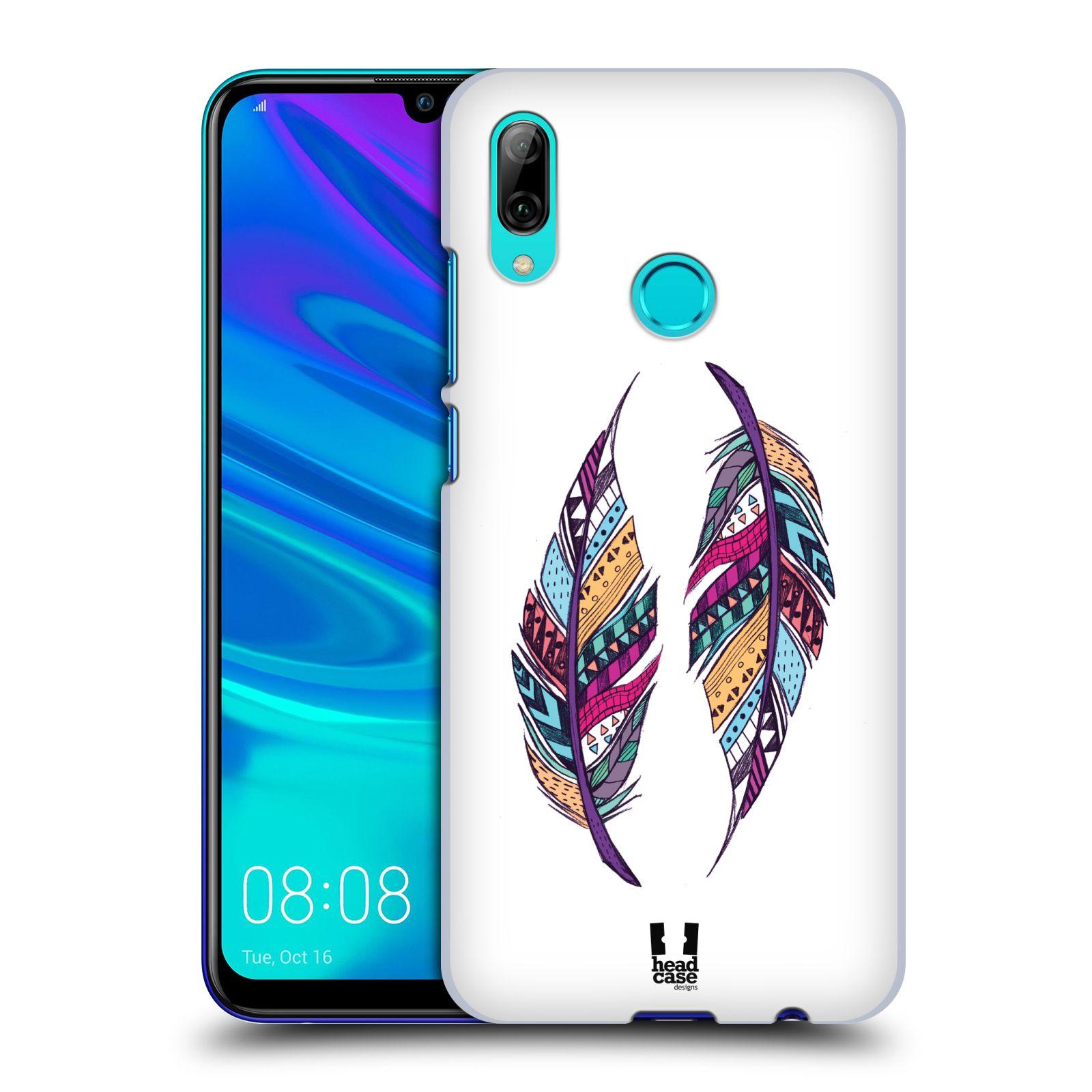 Plastové pouzdro na mobil Huawei P Smart (2019) - Head Case - AZTEC PÍRKA