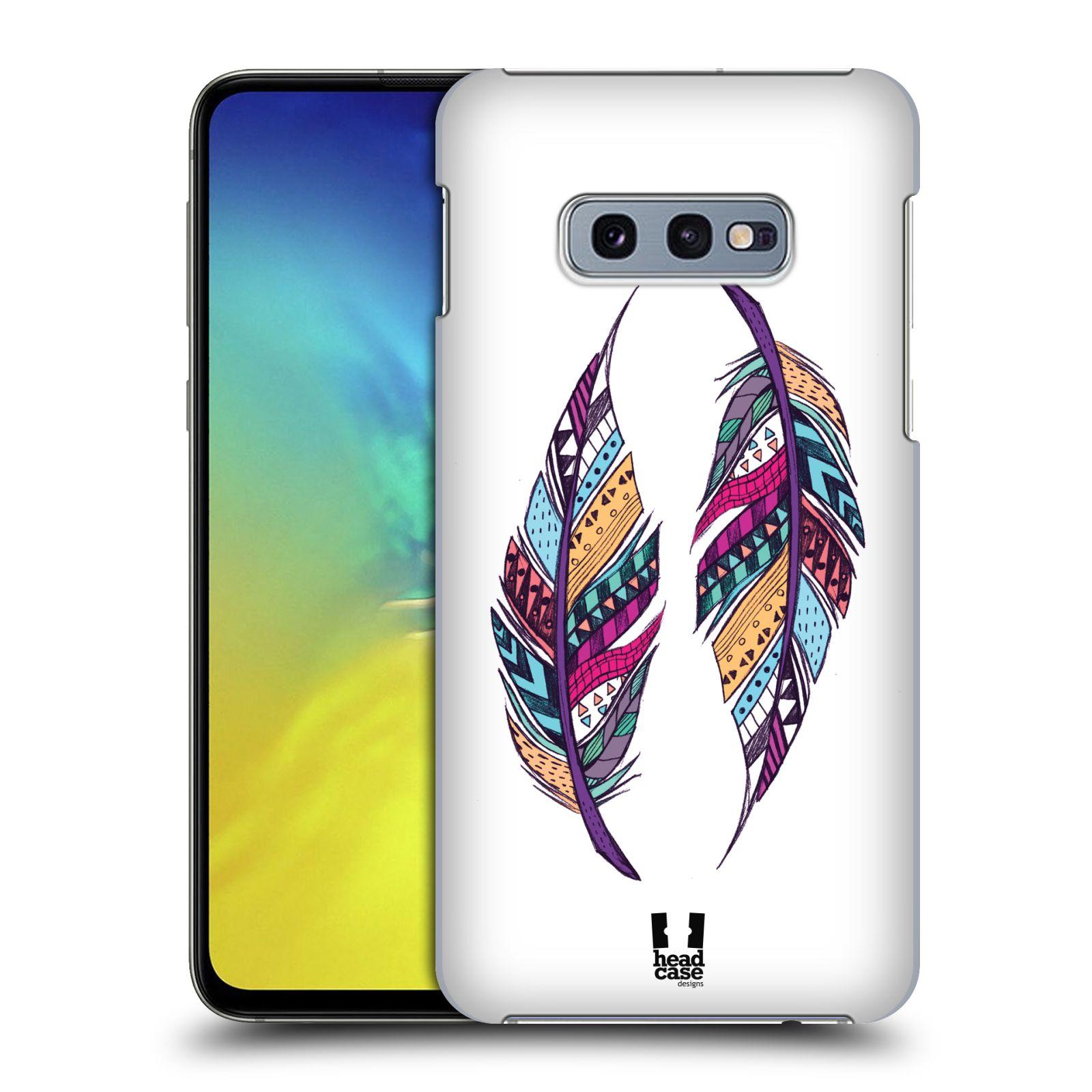 Plastové pouzdro na mobil Samsung Galaxy S10e - Head Case - AZTEC PÍRKA