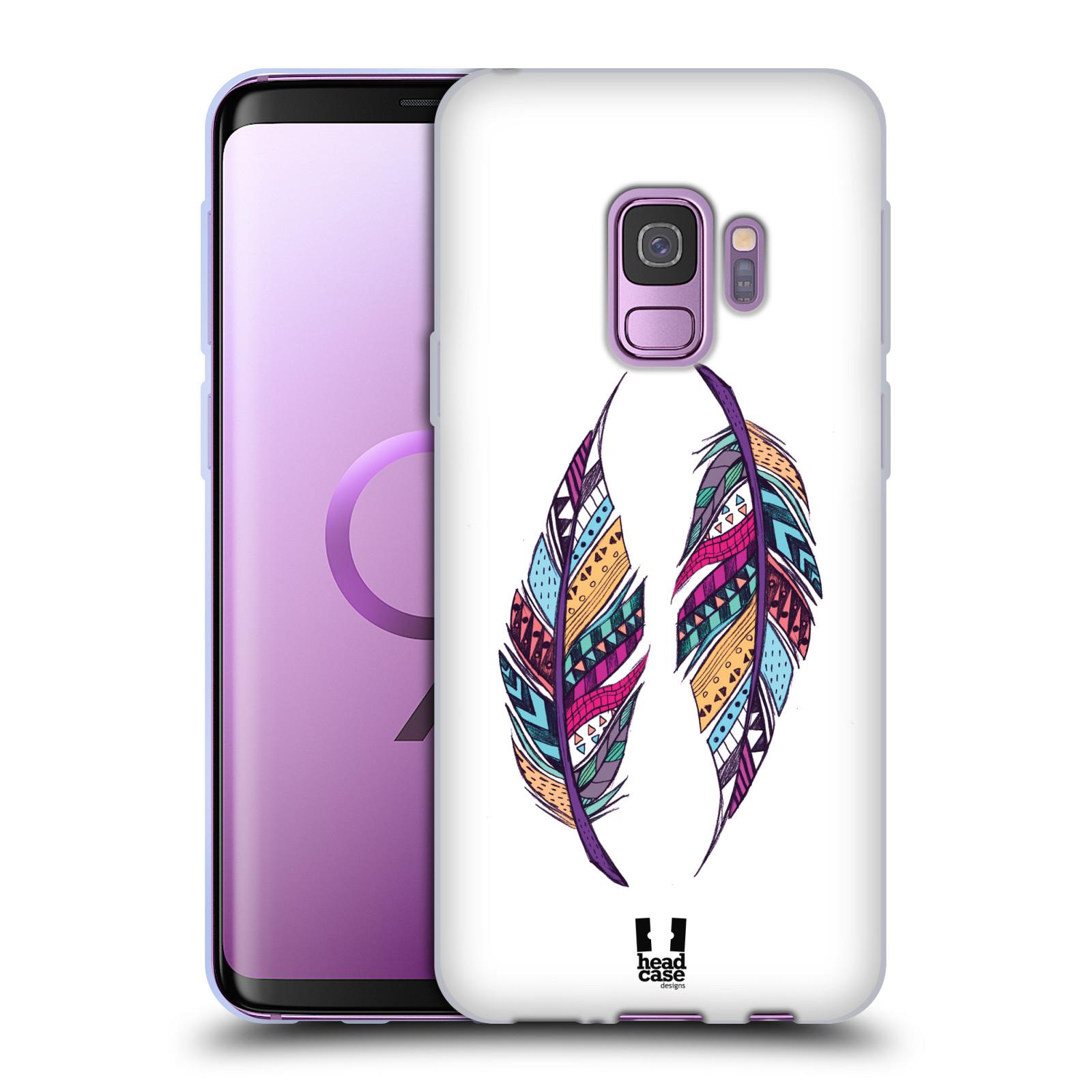 Silikonové pouzdro na mobil Samsung Galaxy S9 - Head Case - AZTEC PÍRKA