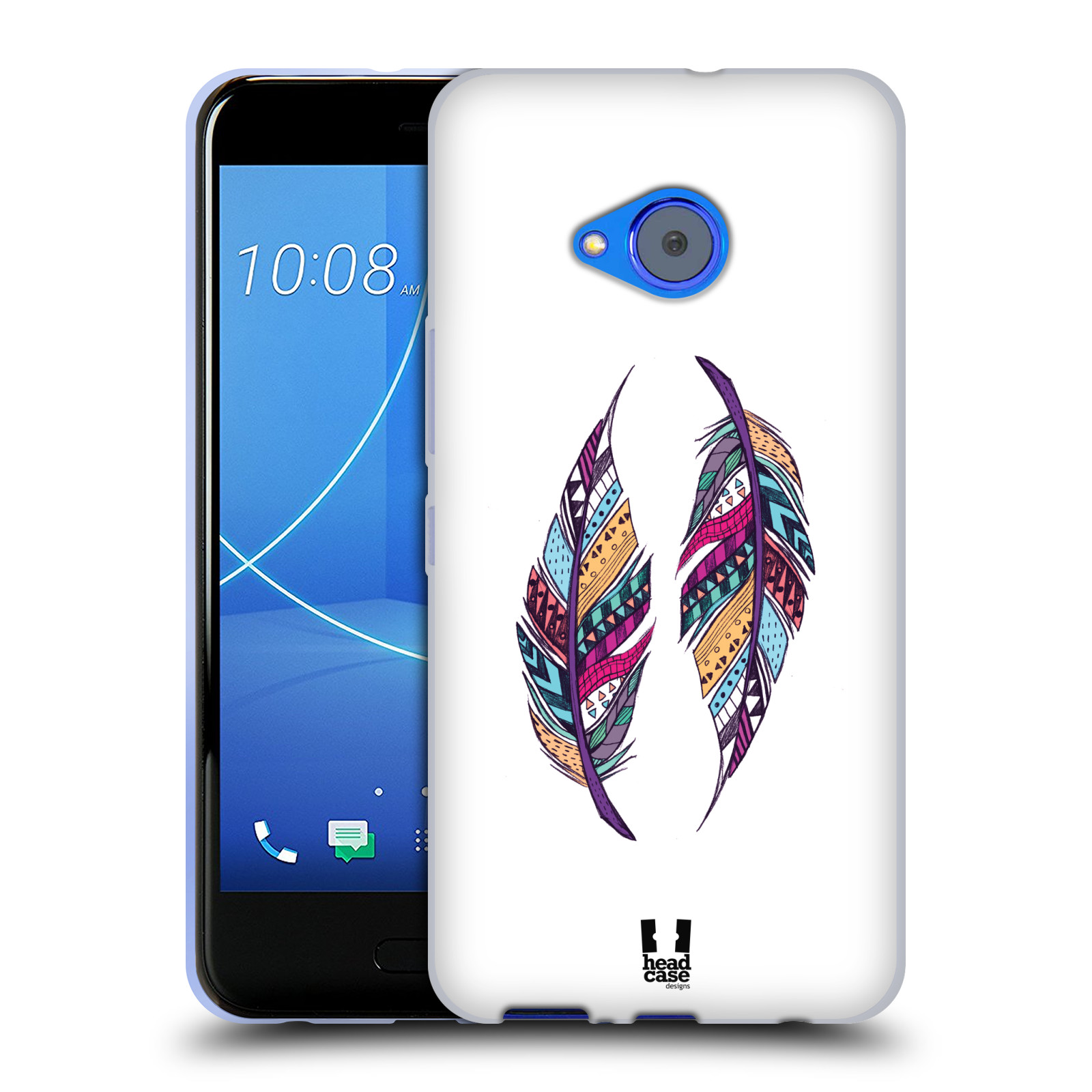 Silikonové pouzdro na mobil HTC U11 Life - Head Case - AZTEC PÍRKA