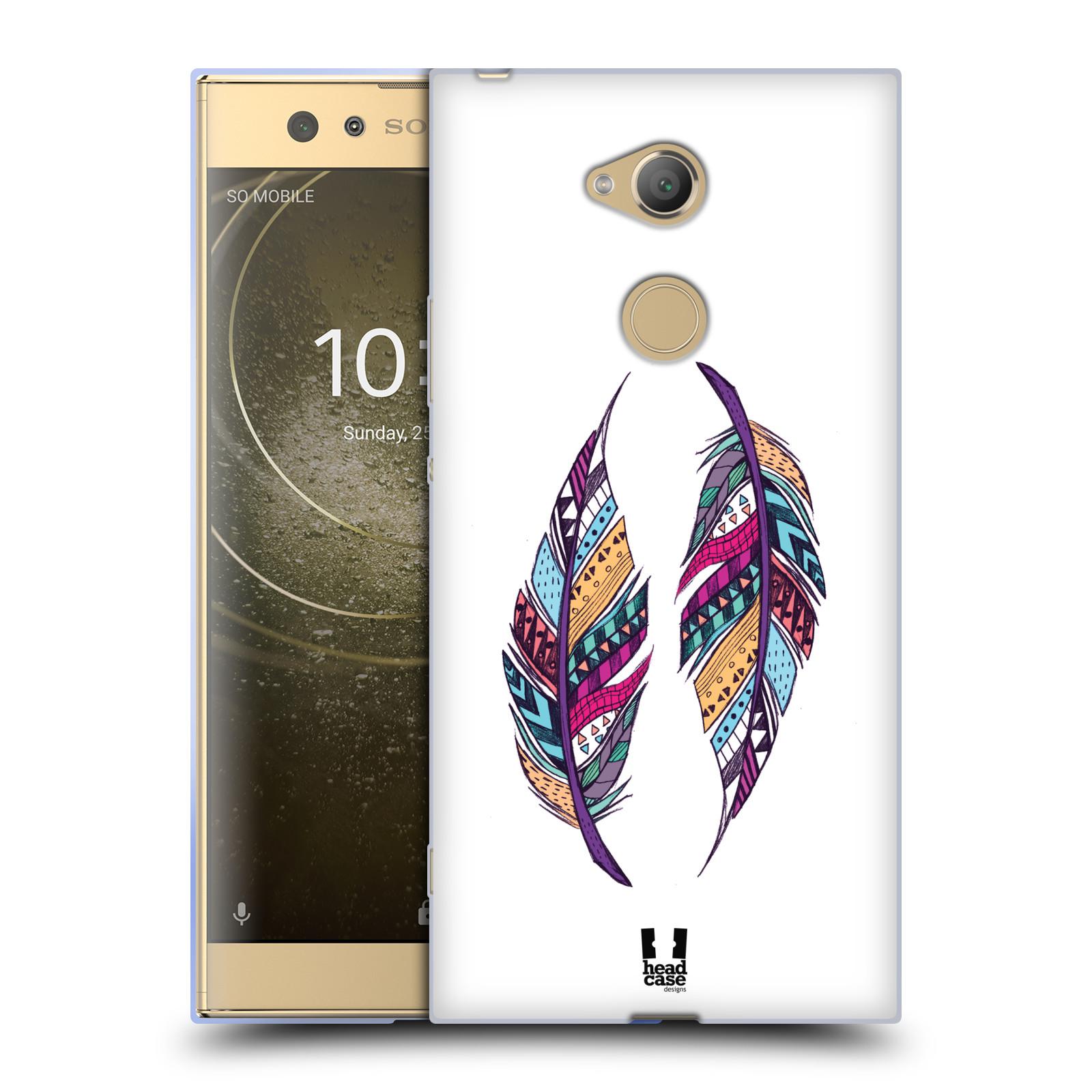 Silikonové pouzdro na mobil Sony Xperia XA2 Ultra - Head Case - AZTEC PÍRKA