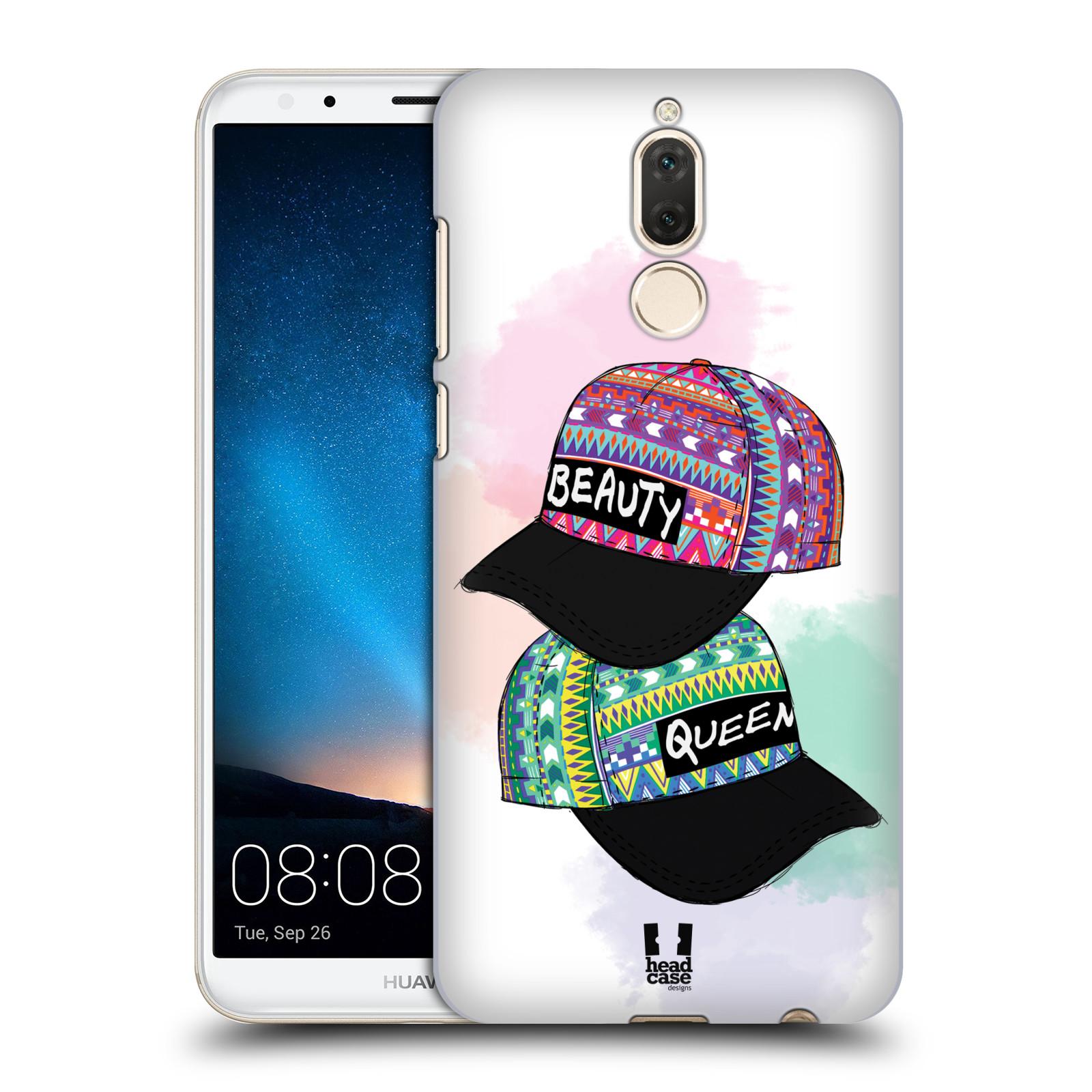 Plastové pouzdro na mobil Huawei Mate 10 Lite - Head Case - AZTEC ČAPKY