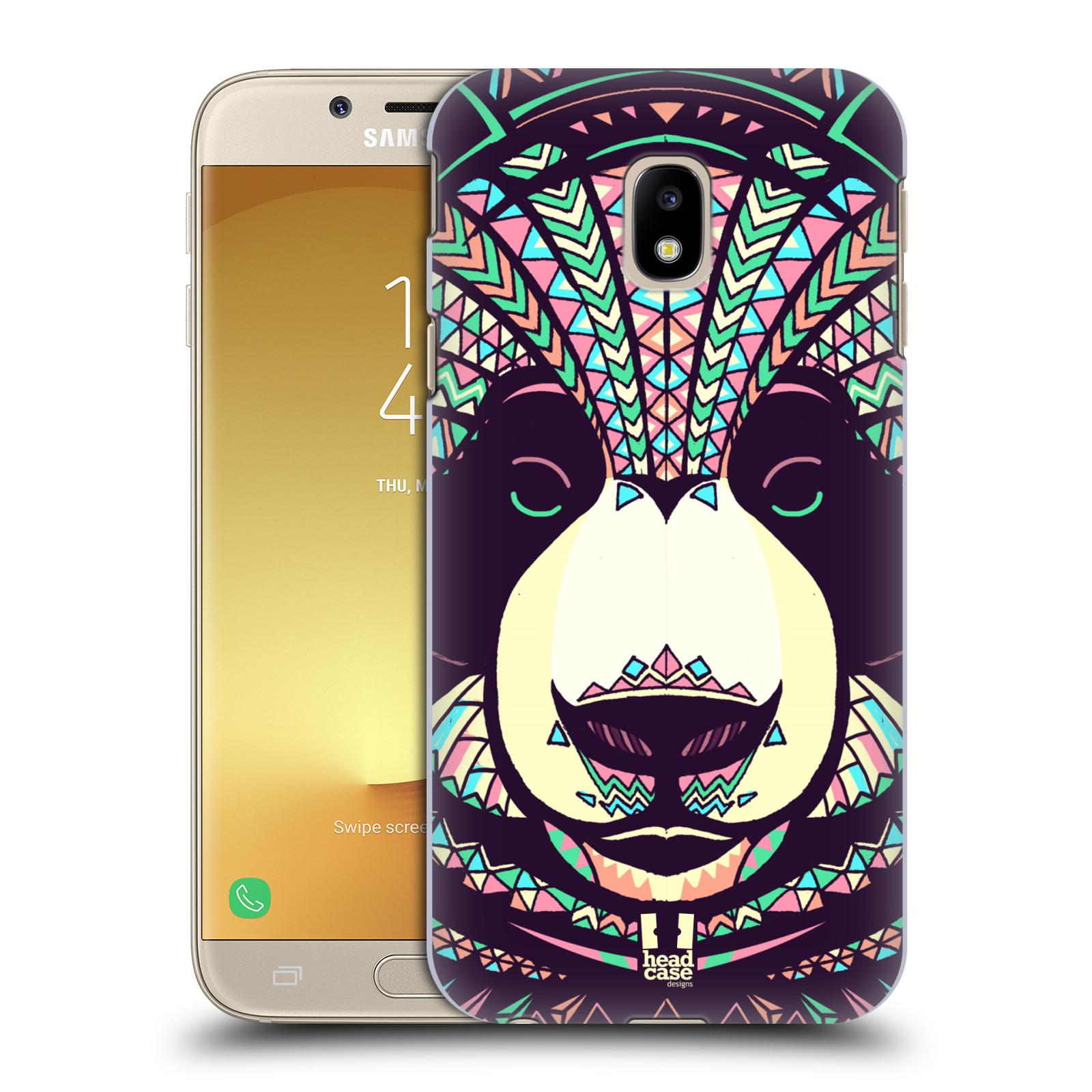 Plastové pouzdro na mobil Samsung Galaxy J3 (2017) - Head Case - AZTEC PANDA
