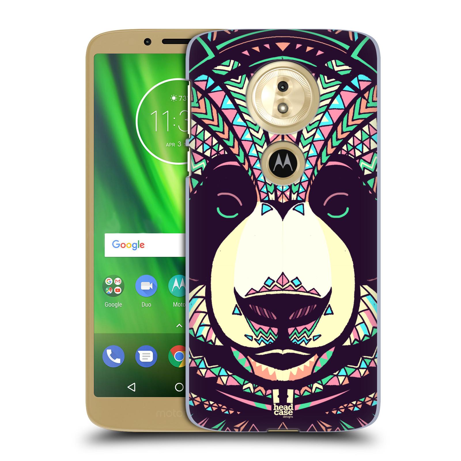 Plastové pouzdro na mobil Motorola Moto G6 Play - Head Case - AZTEC PANDA