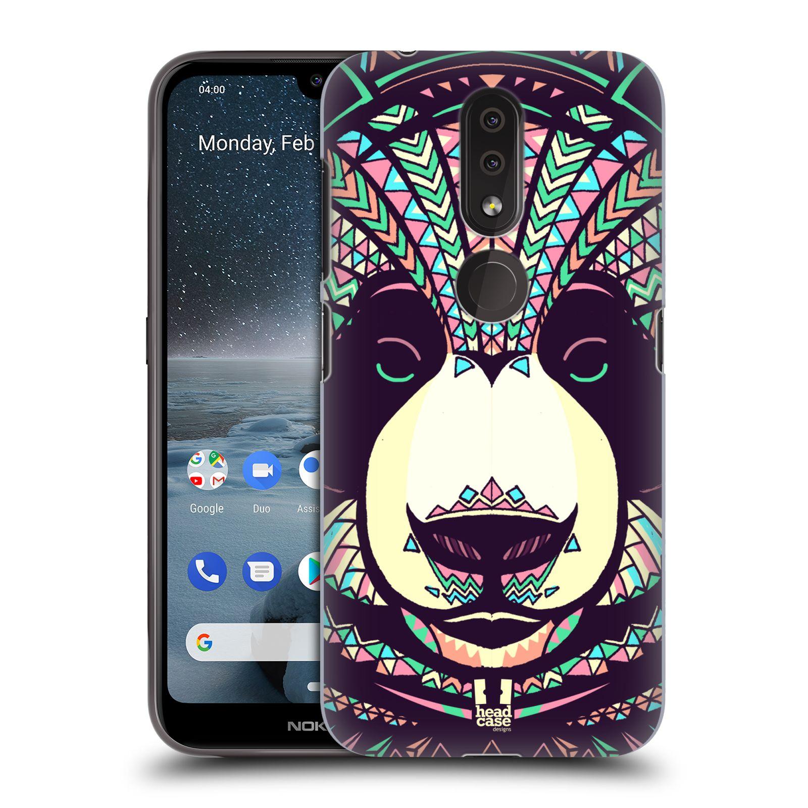 Plastové pouzdro na mobil Nokia 4.2 - Head Case - AZTEC PANDA