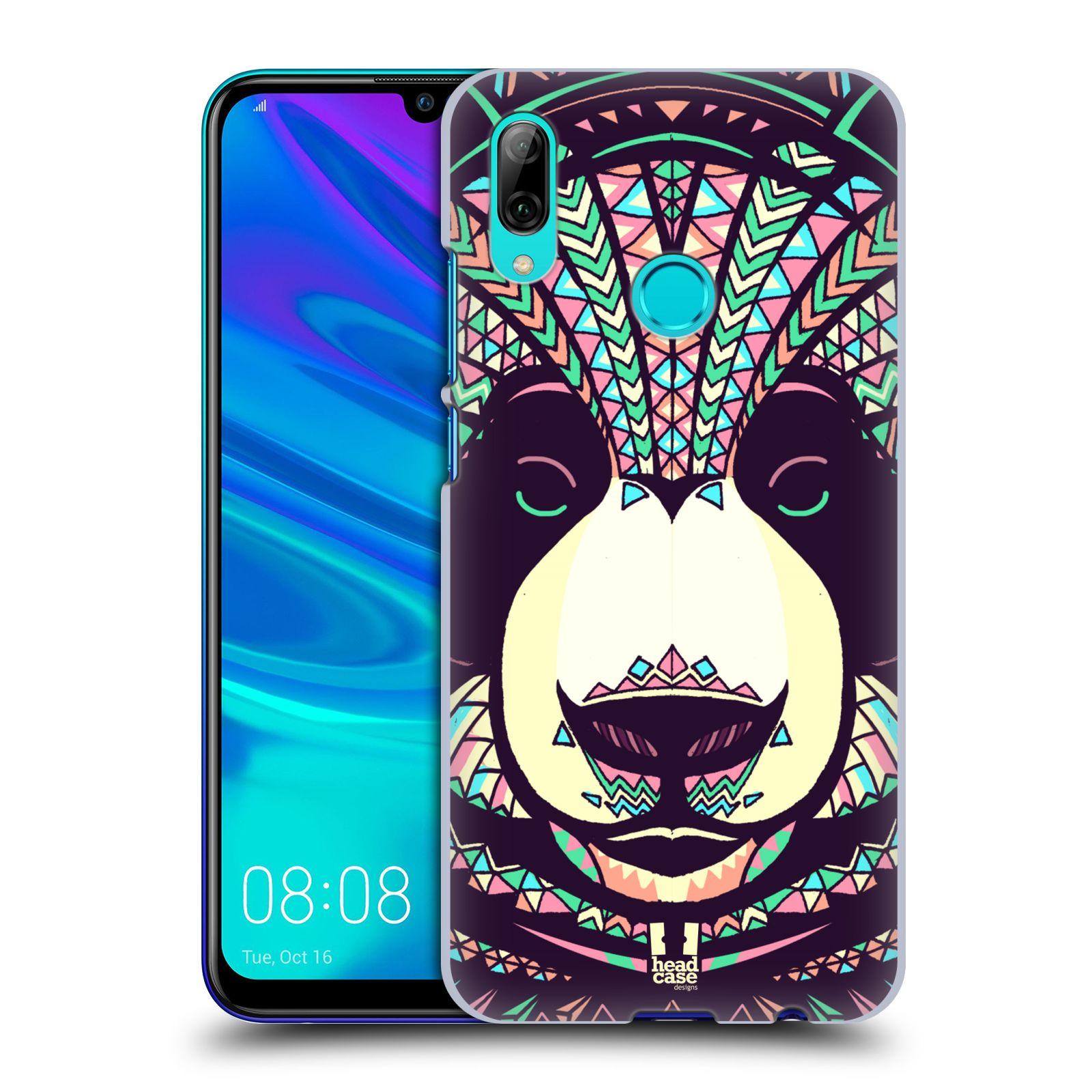 Plastové pouzdro na mobil Huawei P Smart (2019) - Head Case - AZTEC PANDA