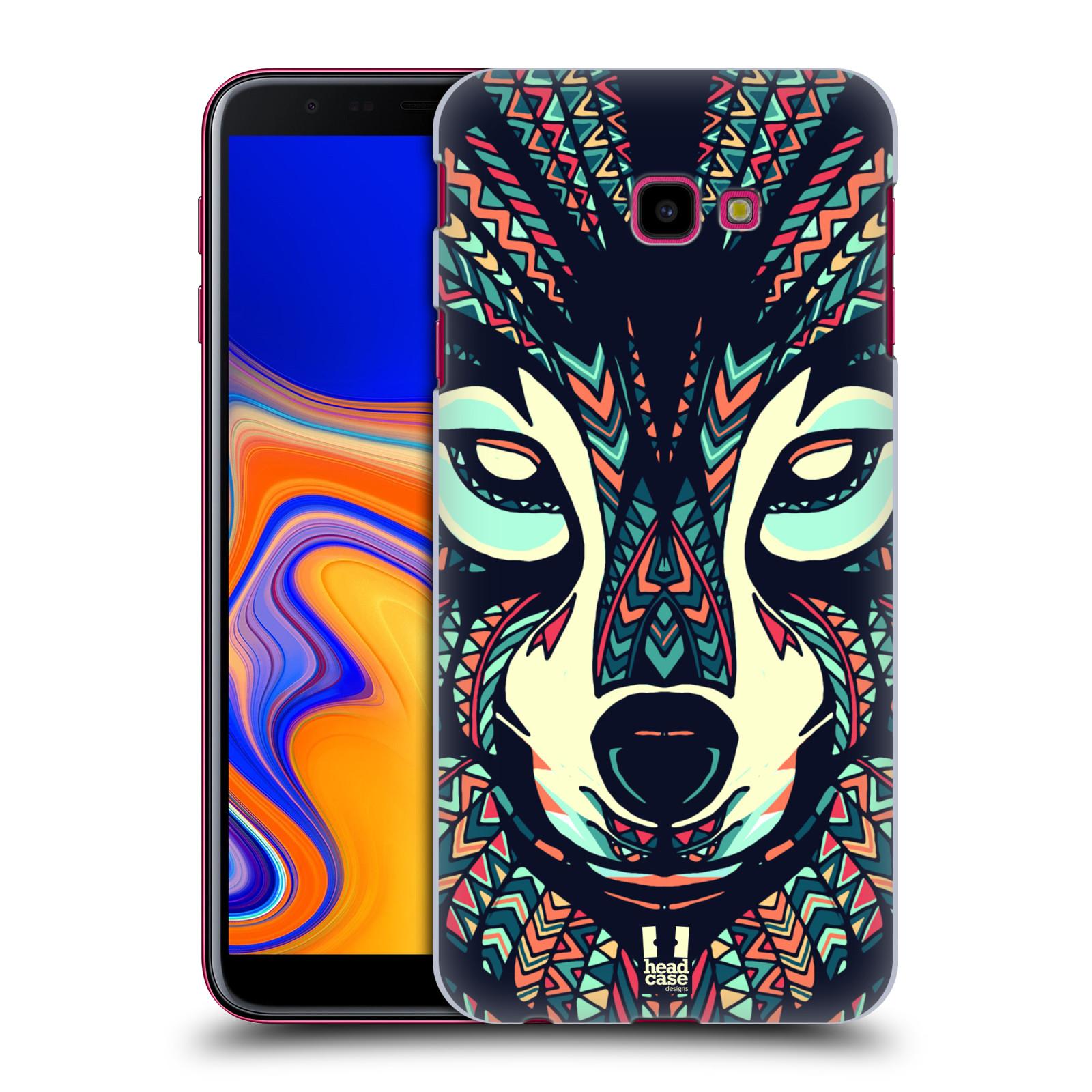 Plastové pouzdro na mobil Samsung Galaxy J4 Plus - Head Case - AZTEC VLK