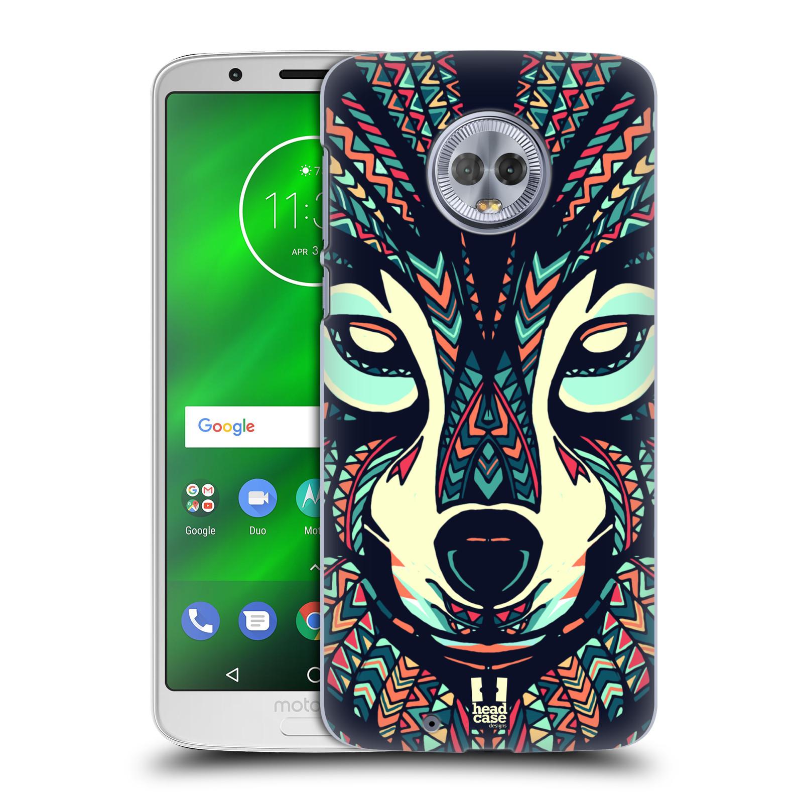 Plastové pouzdro na mobil Motorola Moto G6 - Head Case - AZTEC VLK