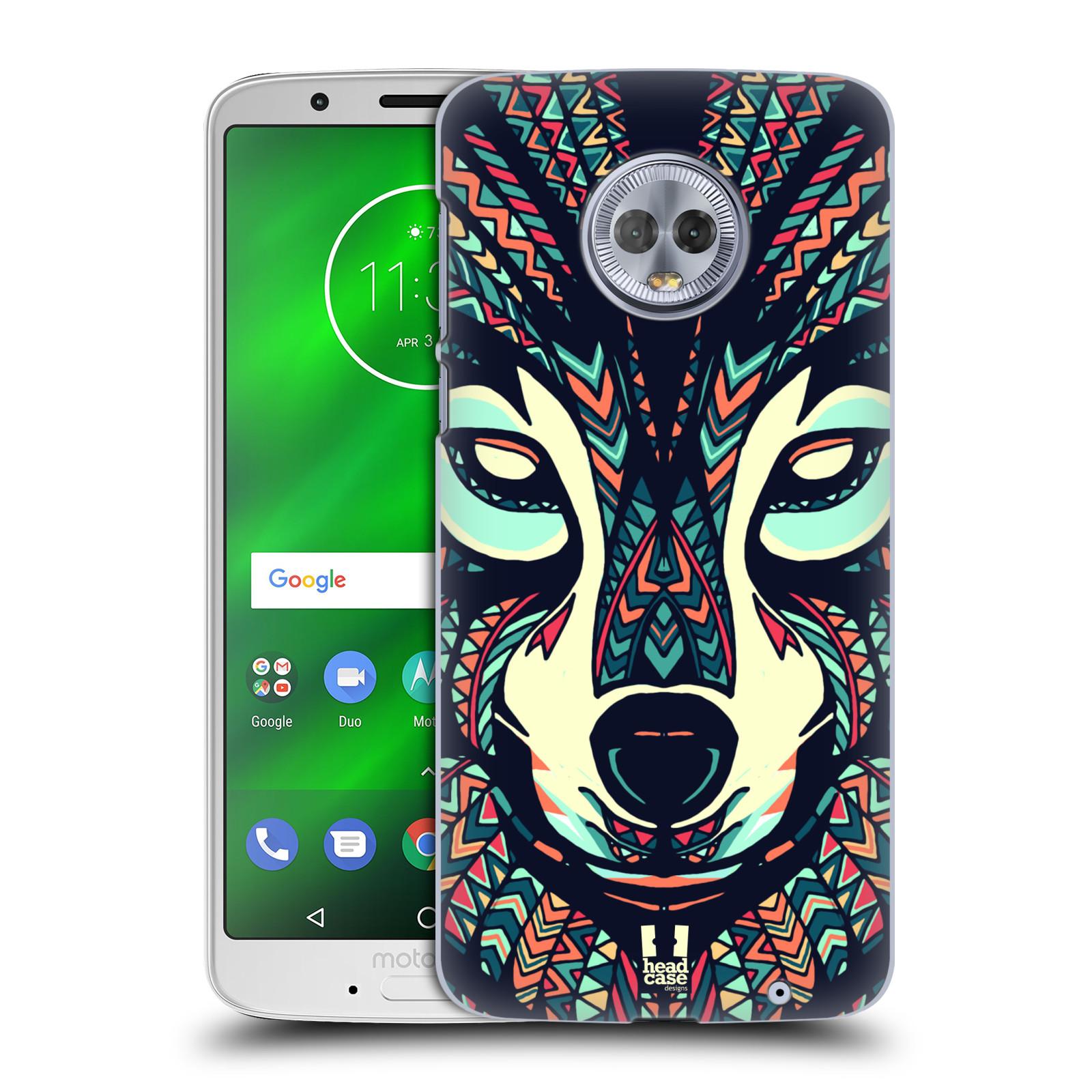 Plastové pouzdro na mobil Motorola Moto G6 Plus - Head Case - AZTEC VLK