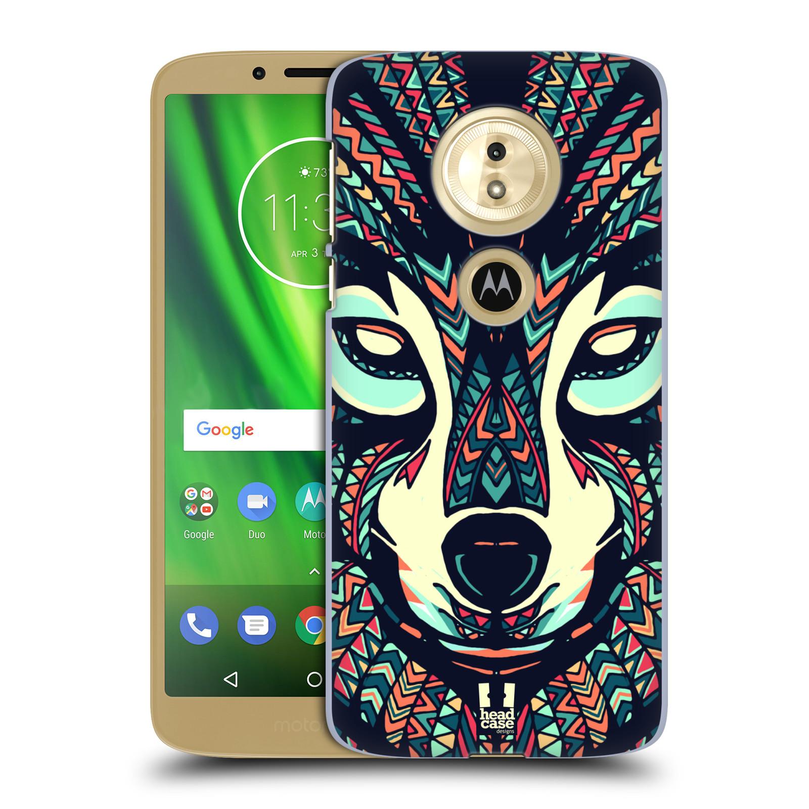 Plastové pouzdro na mobil Motorola Moto G6 Play - Head Case - AZTEC VLK