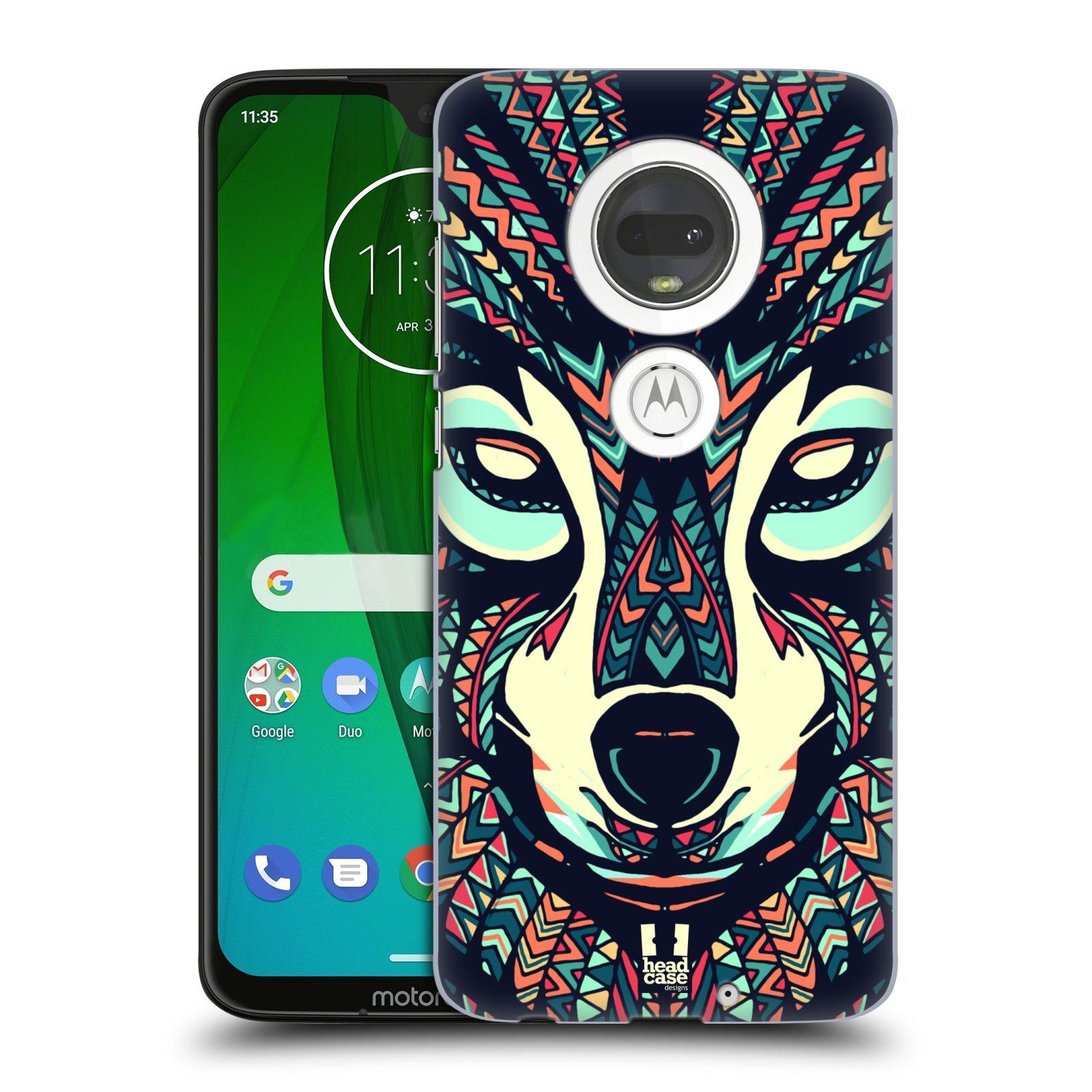 Plastové pouzdro na mobil Motorola Moto G7 - Head Case - AZTEC VLK