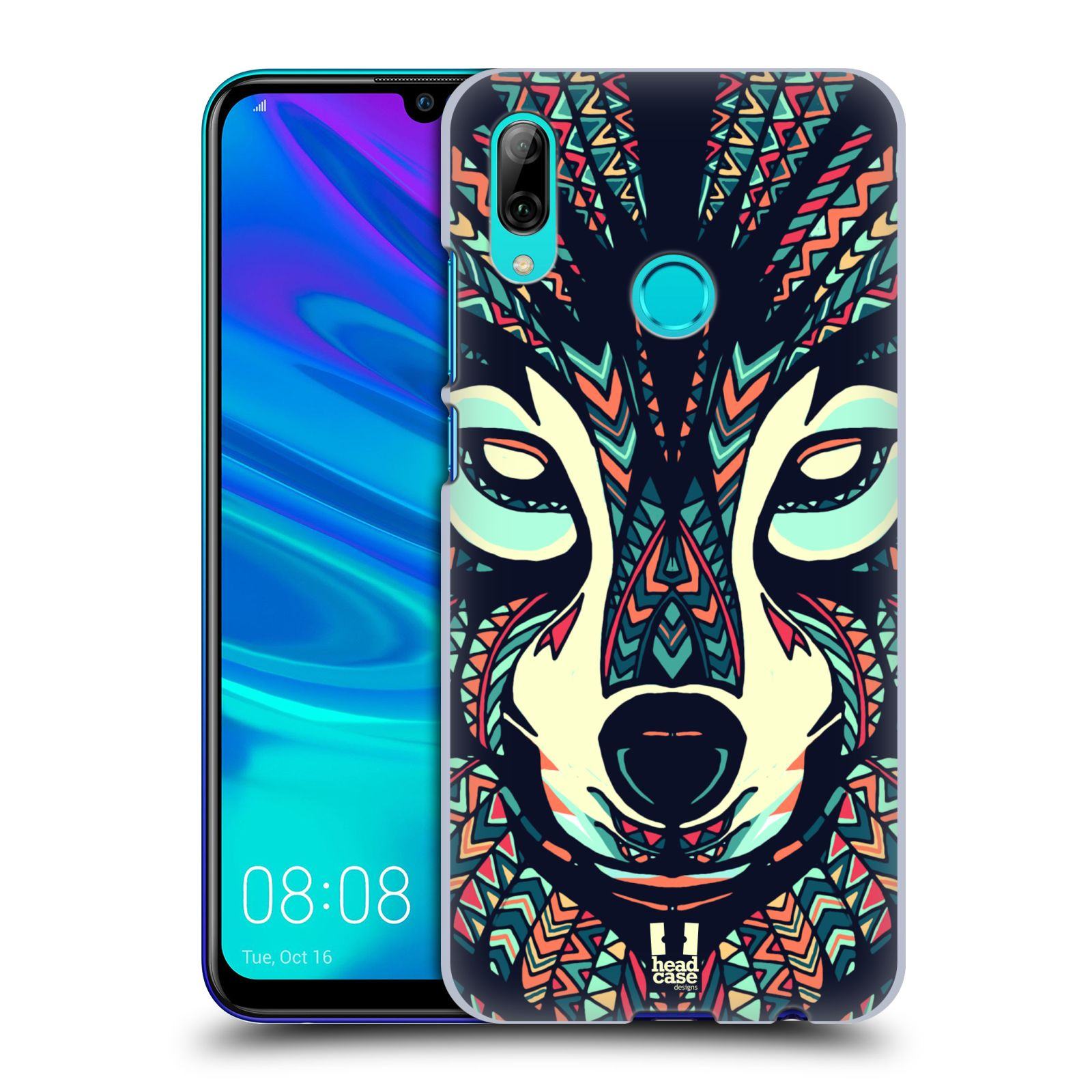 Plastové pouzdro na mobil Huawei P Smart (2019) - Head Case - AZTEC VLK