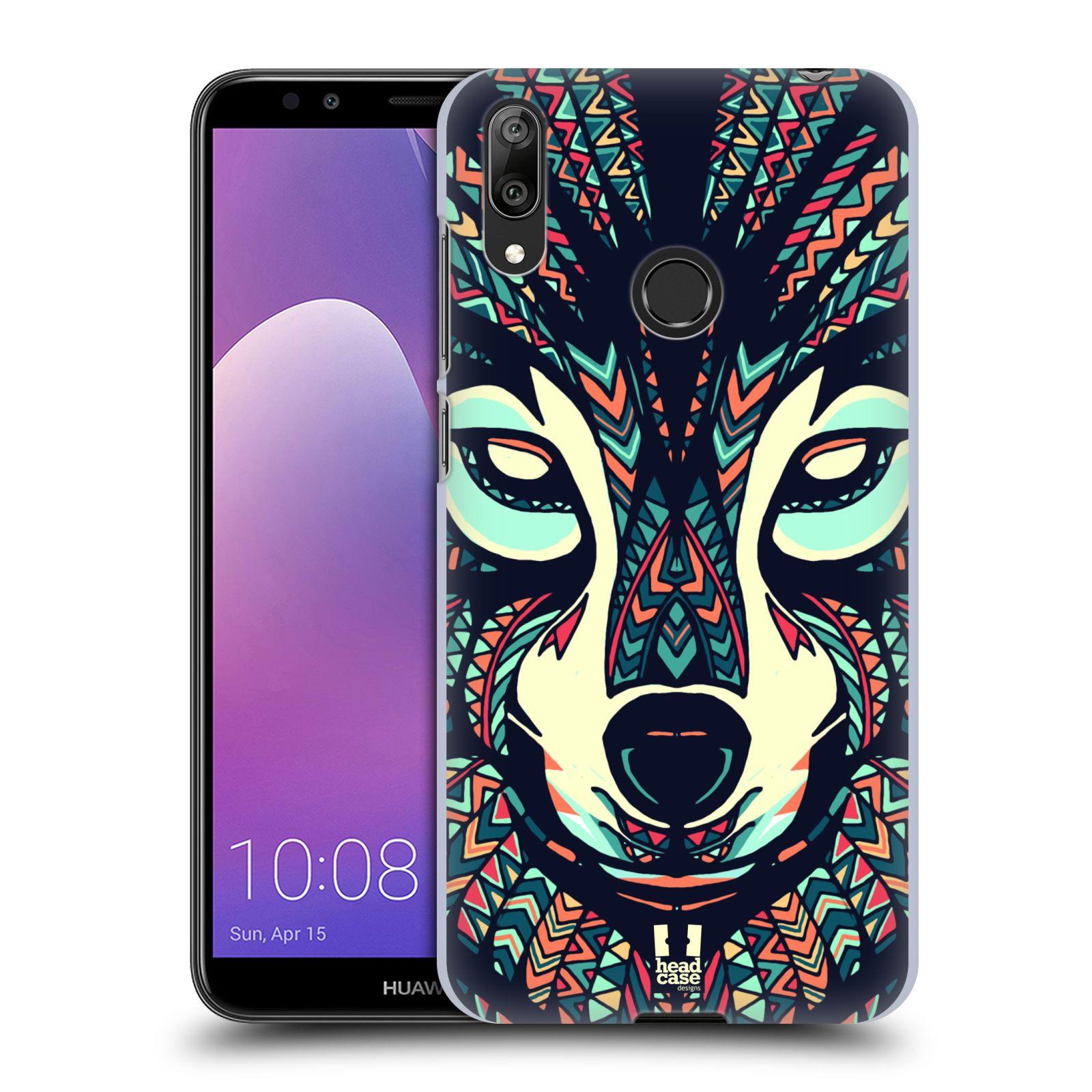 Plastové pouzdro na mobil Huawei Y7 (2019) - Head Case - AZTEC VLK