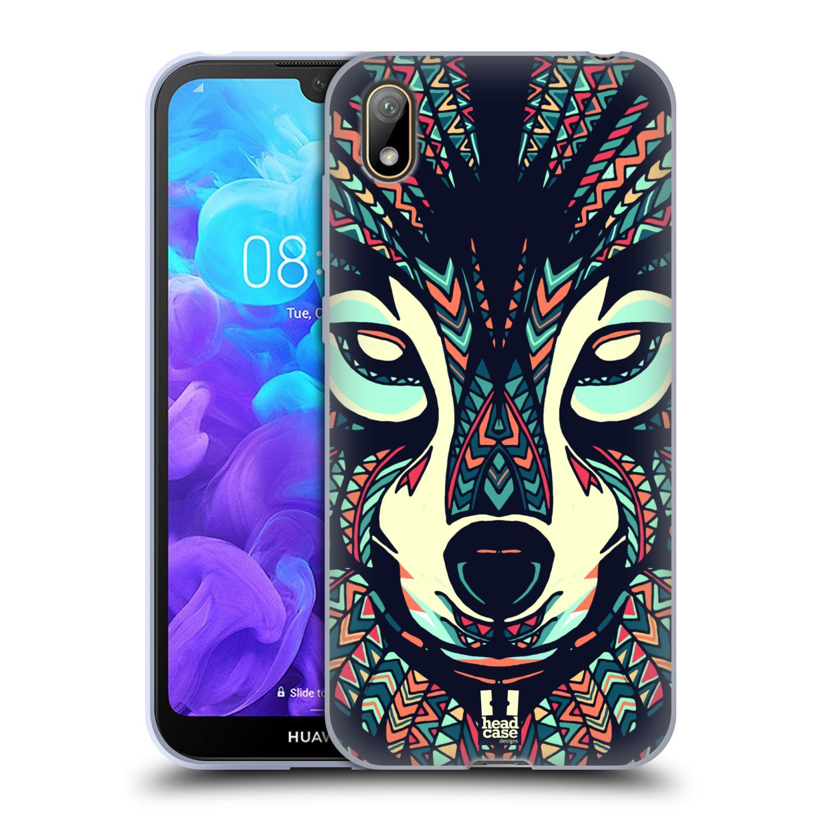 Silikonové pouzdro na mobil Huawei Y5 (2019) - Head Case - AZTEC VLK
