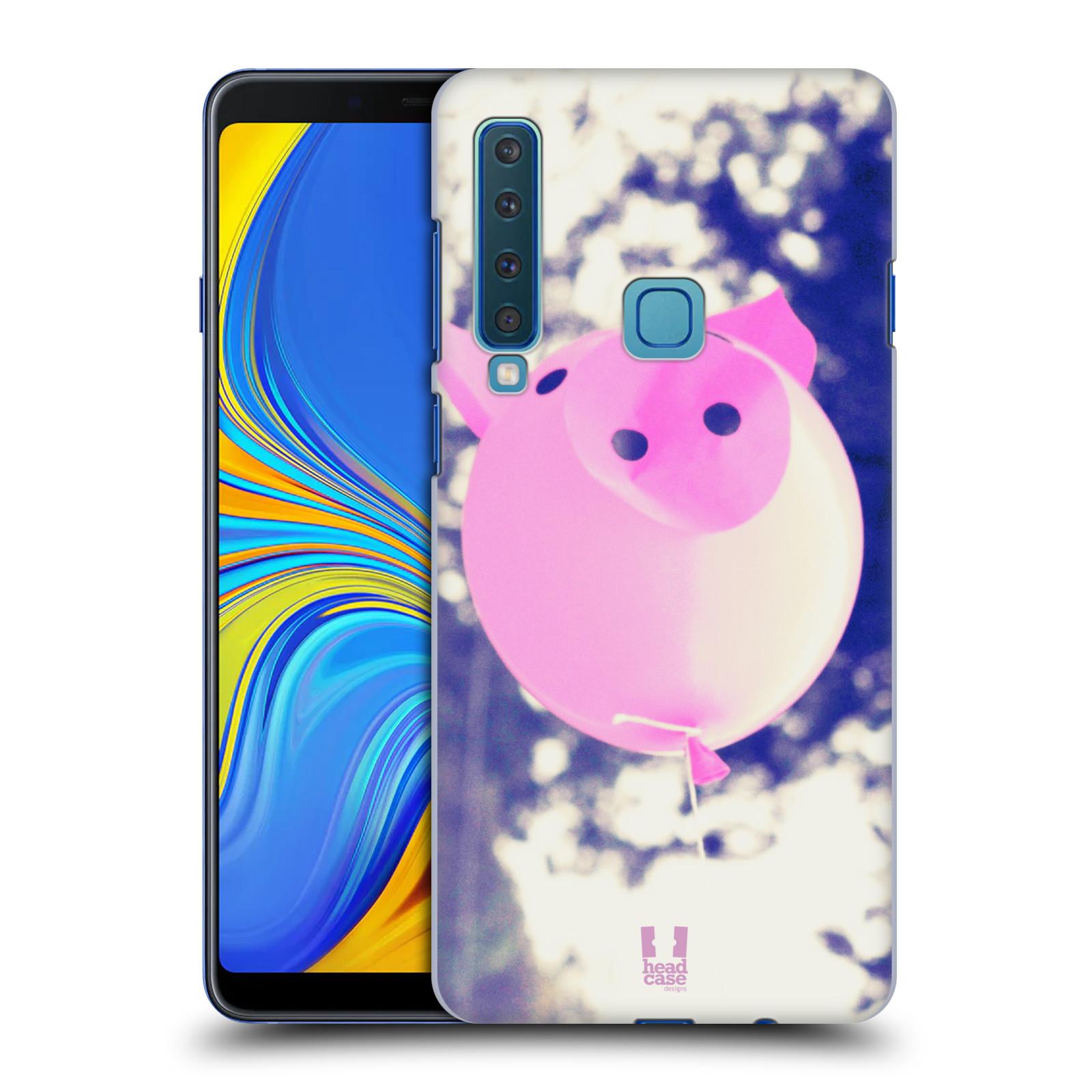 Plastové pouzdro na mobil Samsung Galaxy A9 (2018) - Head Case - BALON PAŠÍK
