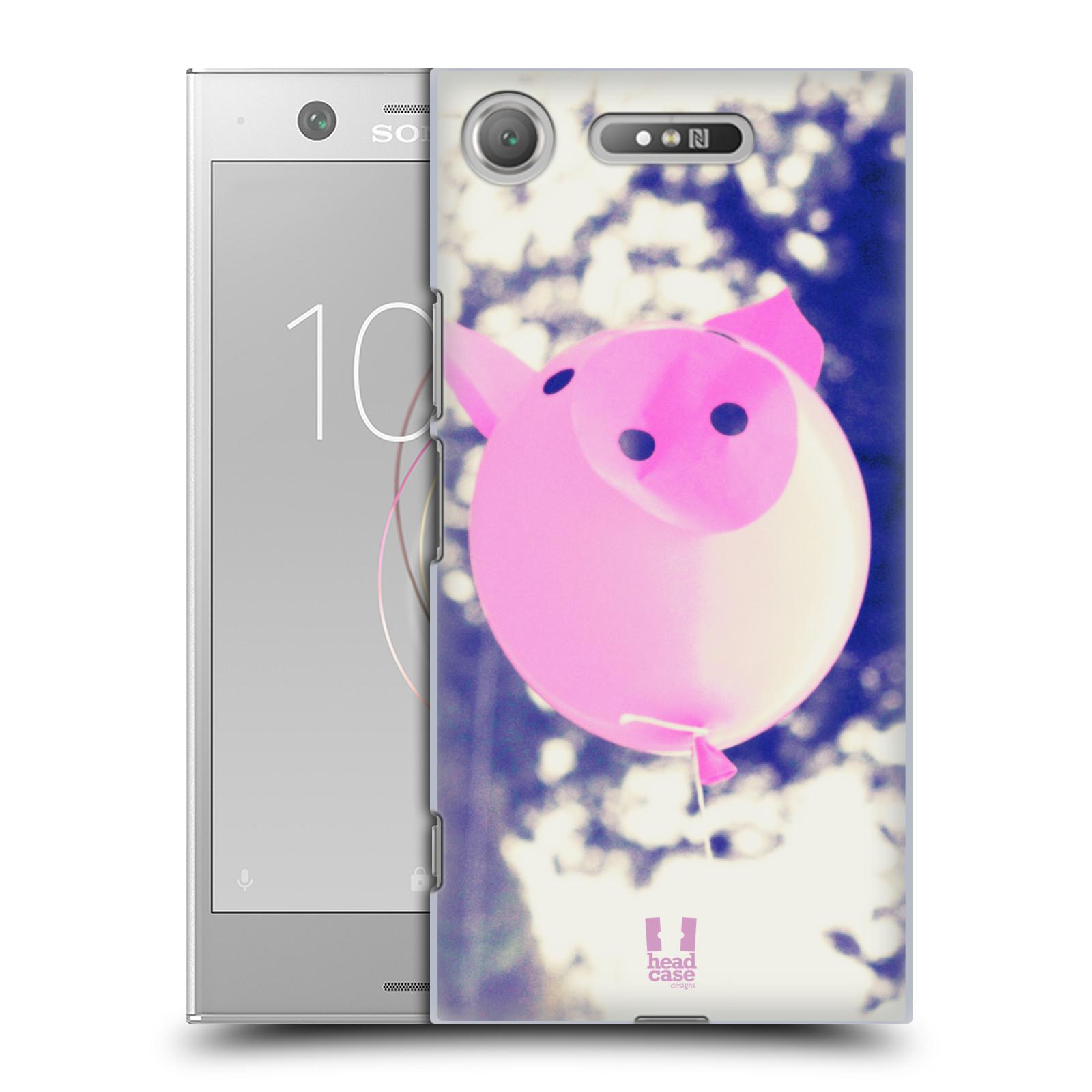 Plastové pouzdro na mobil Sony Xperia XZ1 - Head Case - BALON PAŠÍK