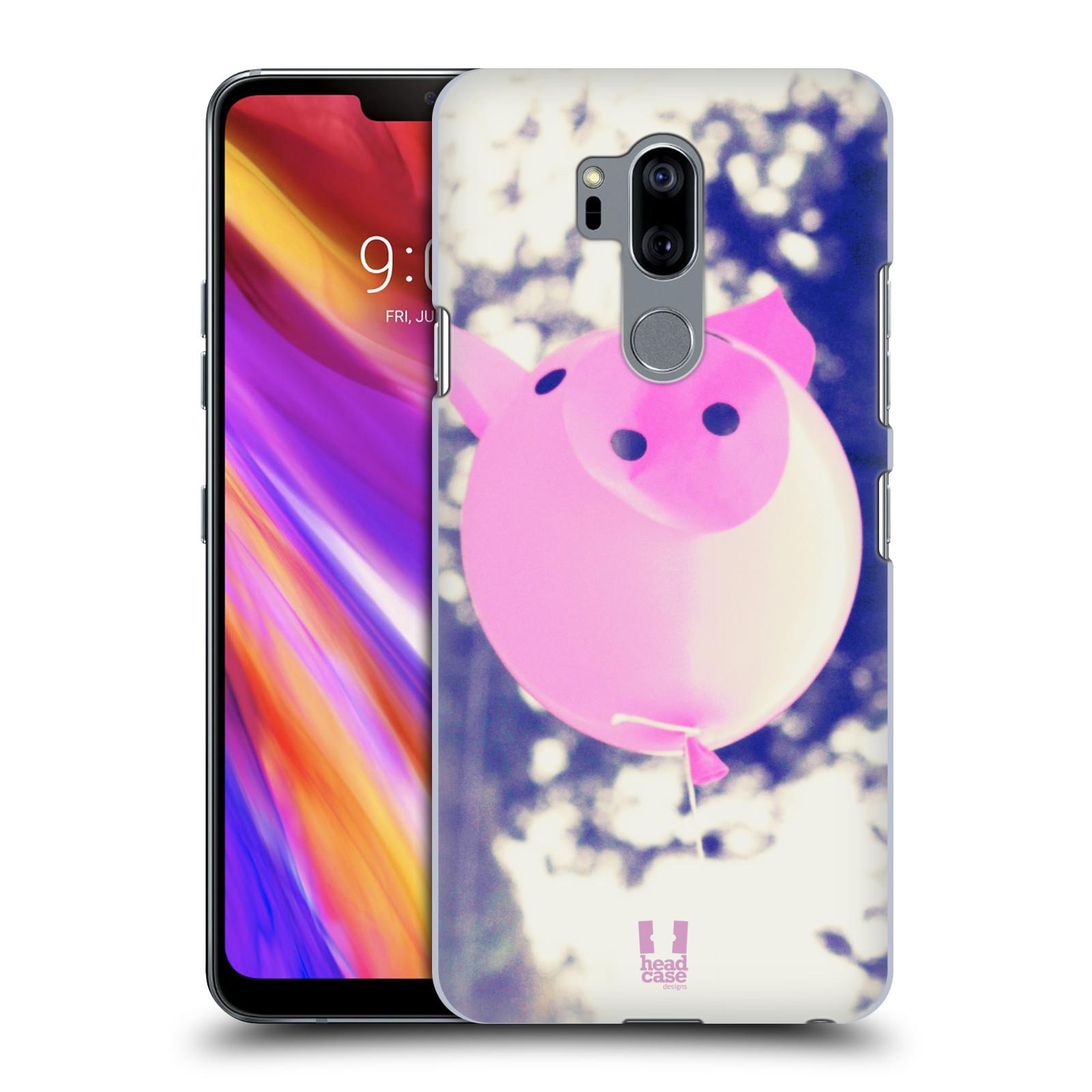 Plastové pouzdro na mobil LG G7 ThinQ - Head Case - BALON PAŠÍK