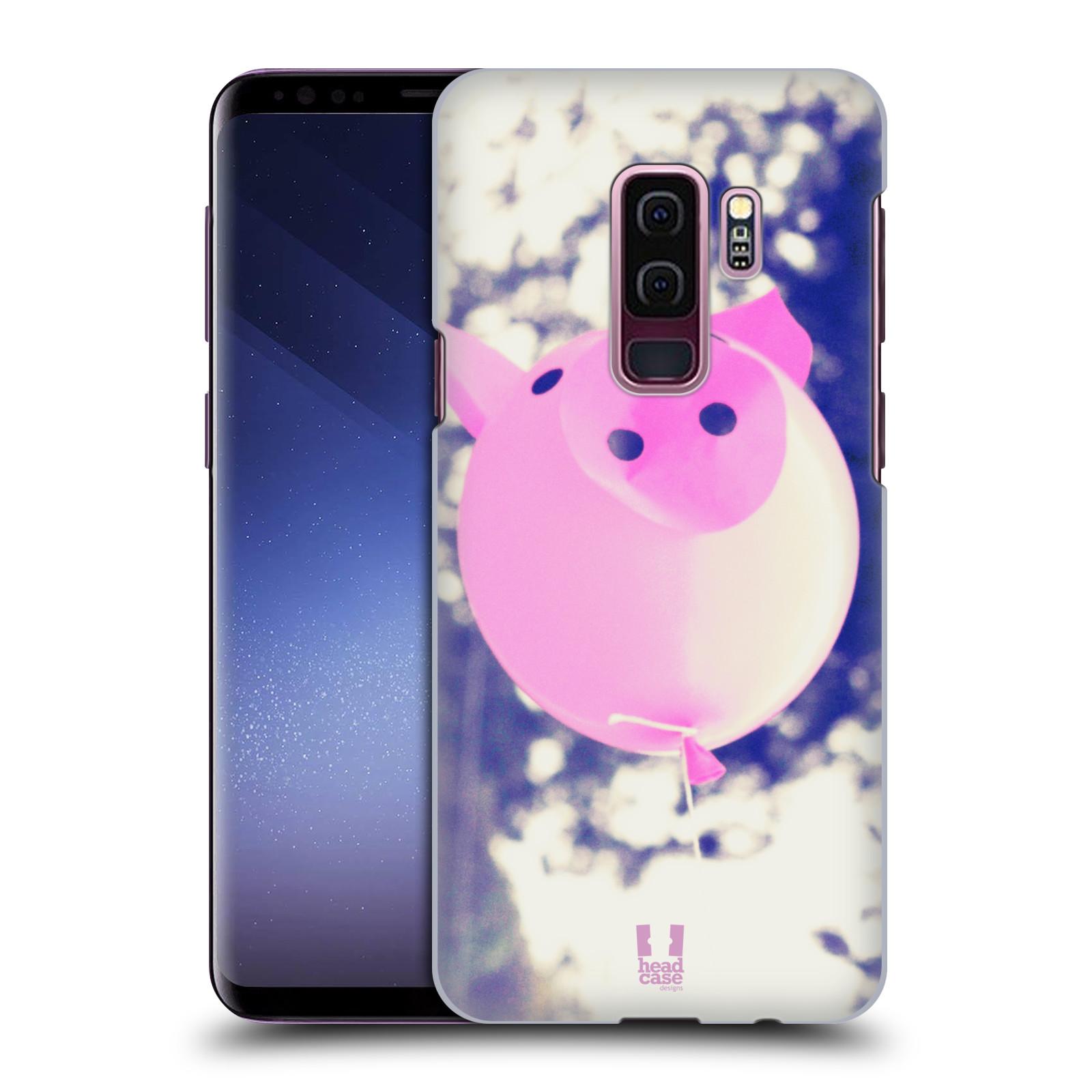 Plastové pouzdro na mobil Samsung Galaxy S9 Plus - Head Case - BALON PAŠÍK