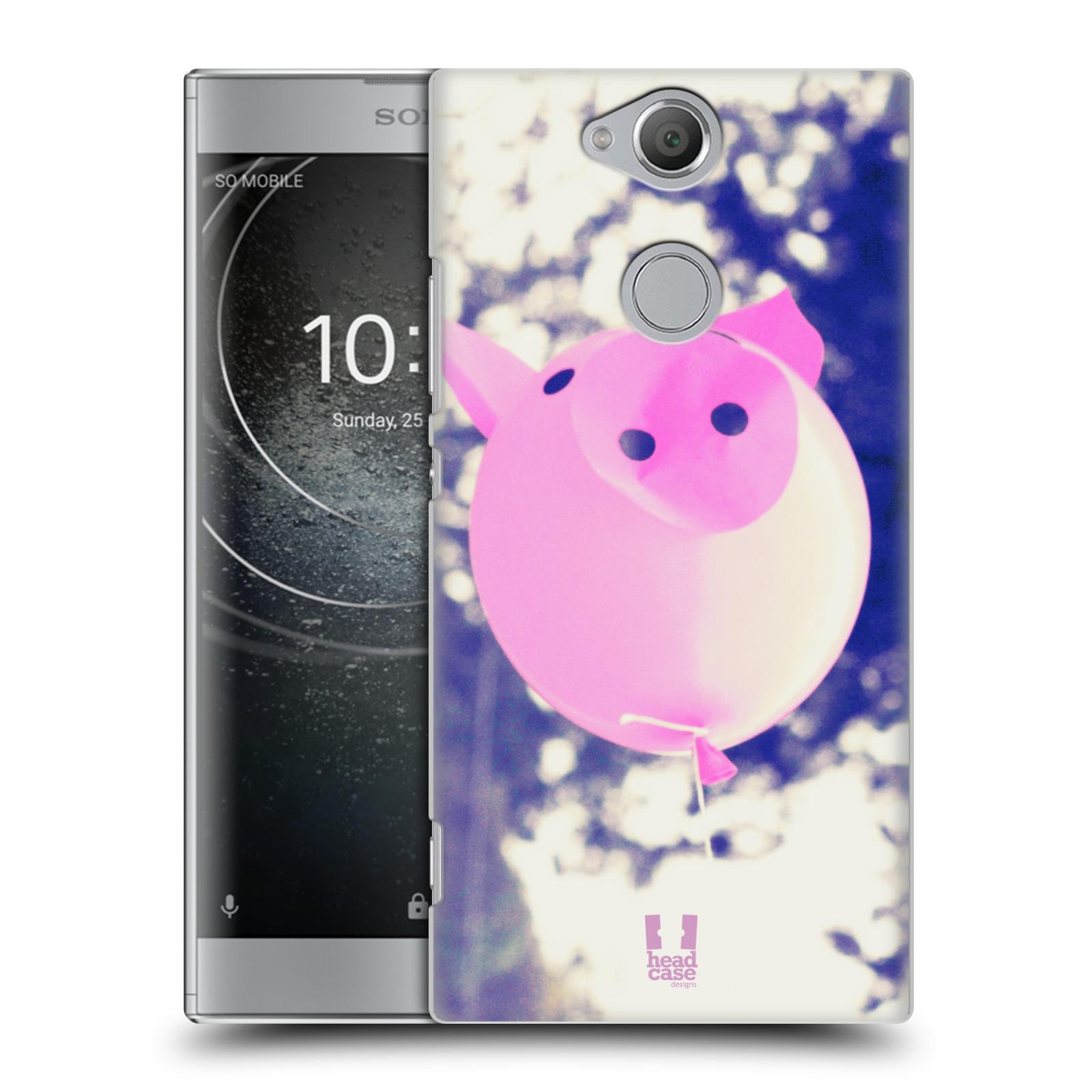 Plastové pouzdro na mobil Sony Xperia XA2 - Head Case - BALON PAŠÍK