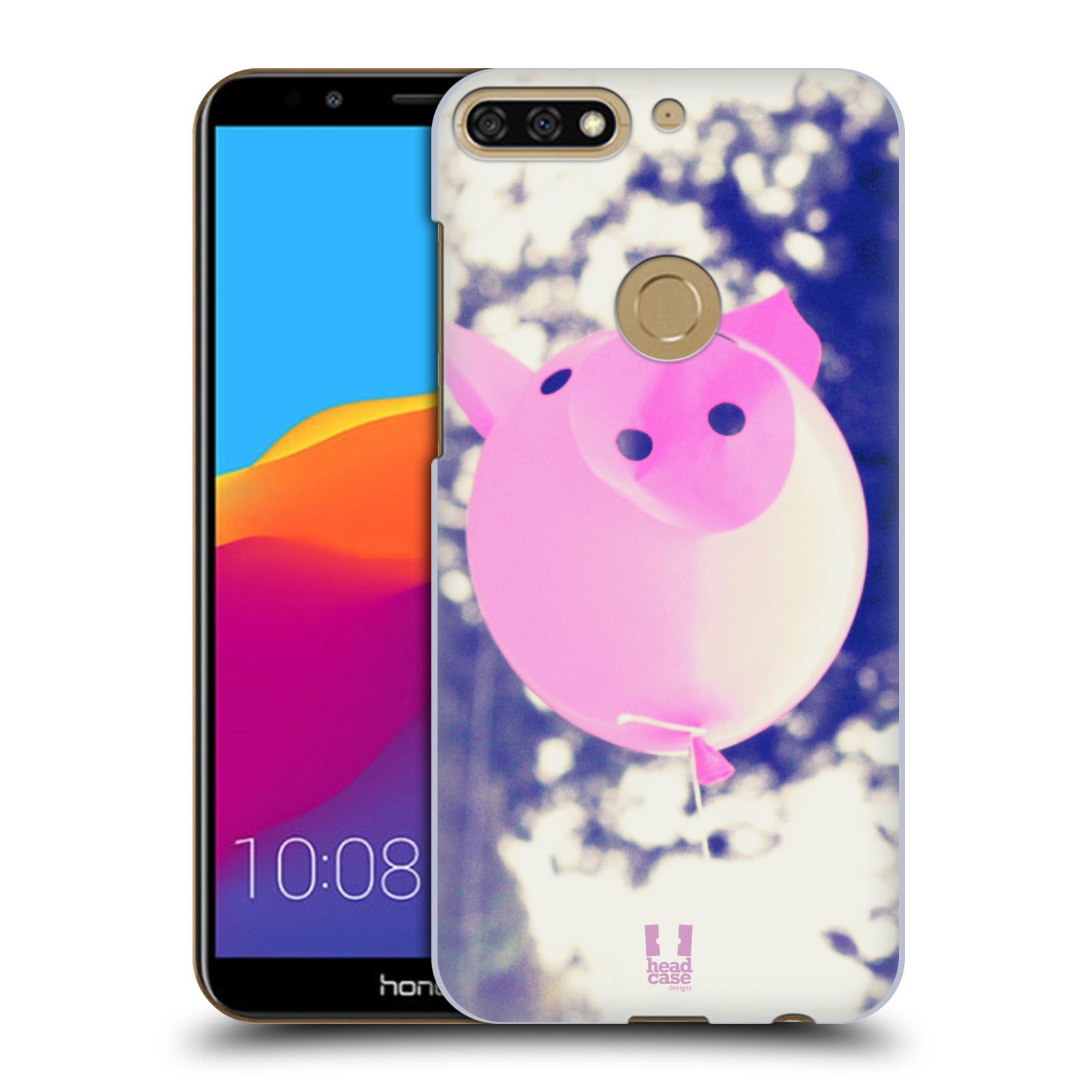Plastové pouzdro na mobil Huawei Y7 Prime 2018 - Head Case - BALON PAŠÍK