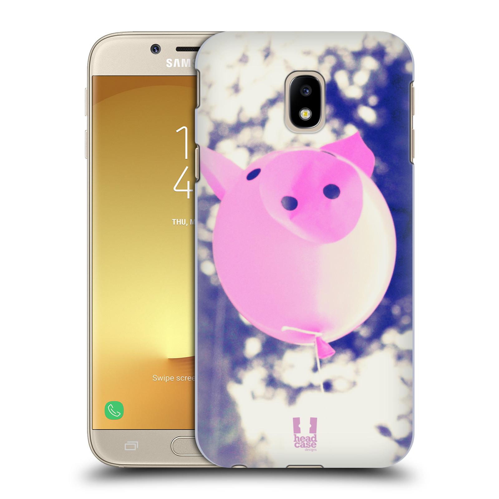 Plastové pouzdro na mobil Samsung Galaxy J3 (2017) - Head Case - BALON PAŠÍK
