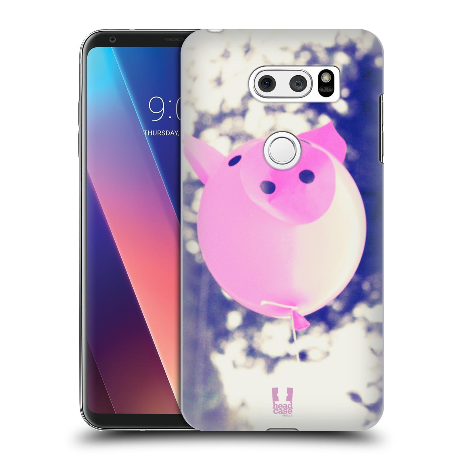 Plastové pouzdro na mobil LG V30 - Head Case - BALON PAŠÍK
