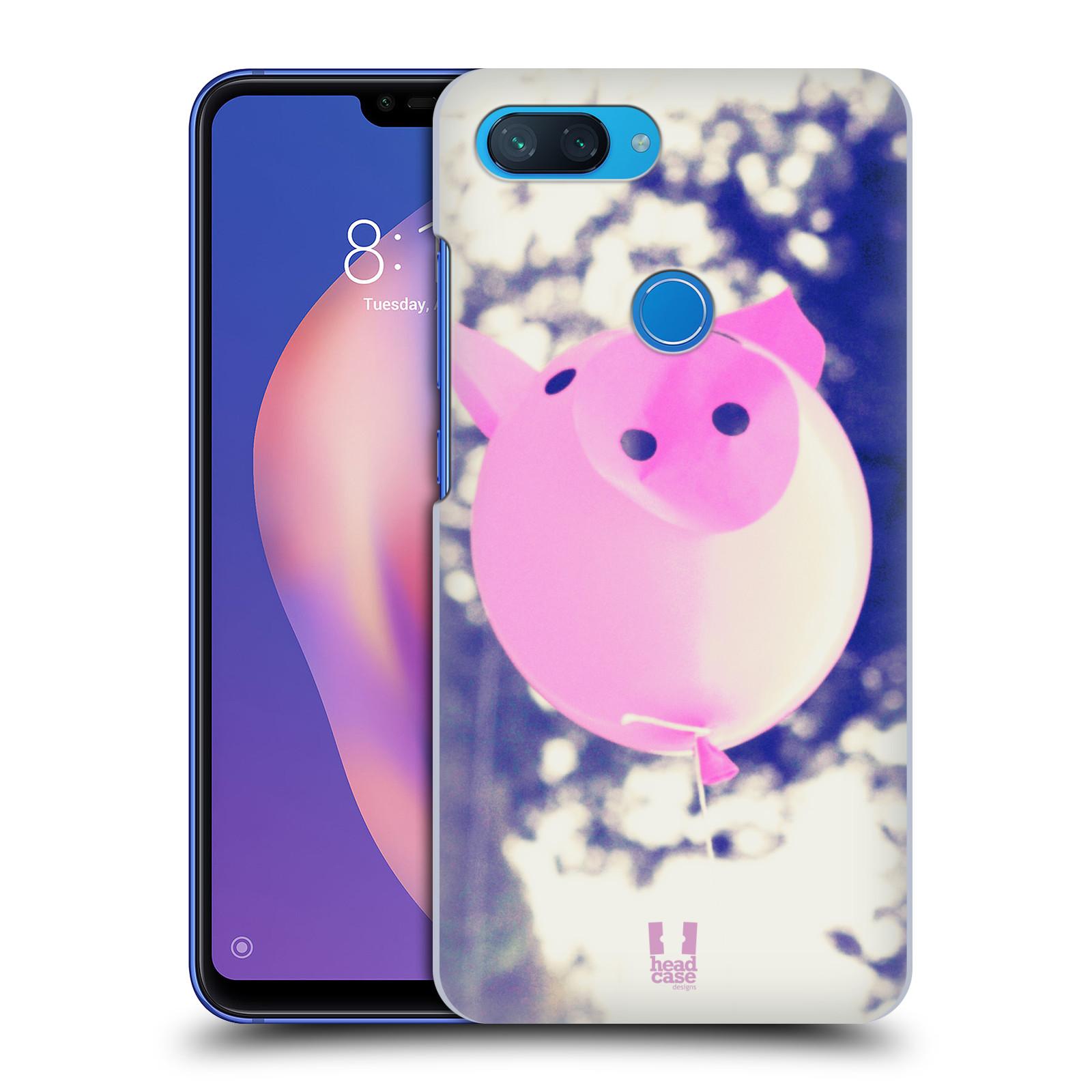 Plastové pouzdro na mobil Xiaomi Mi 8 Lite - Head Case - BALON PAŠÍK
