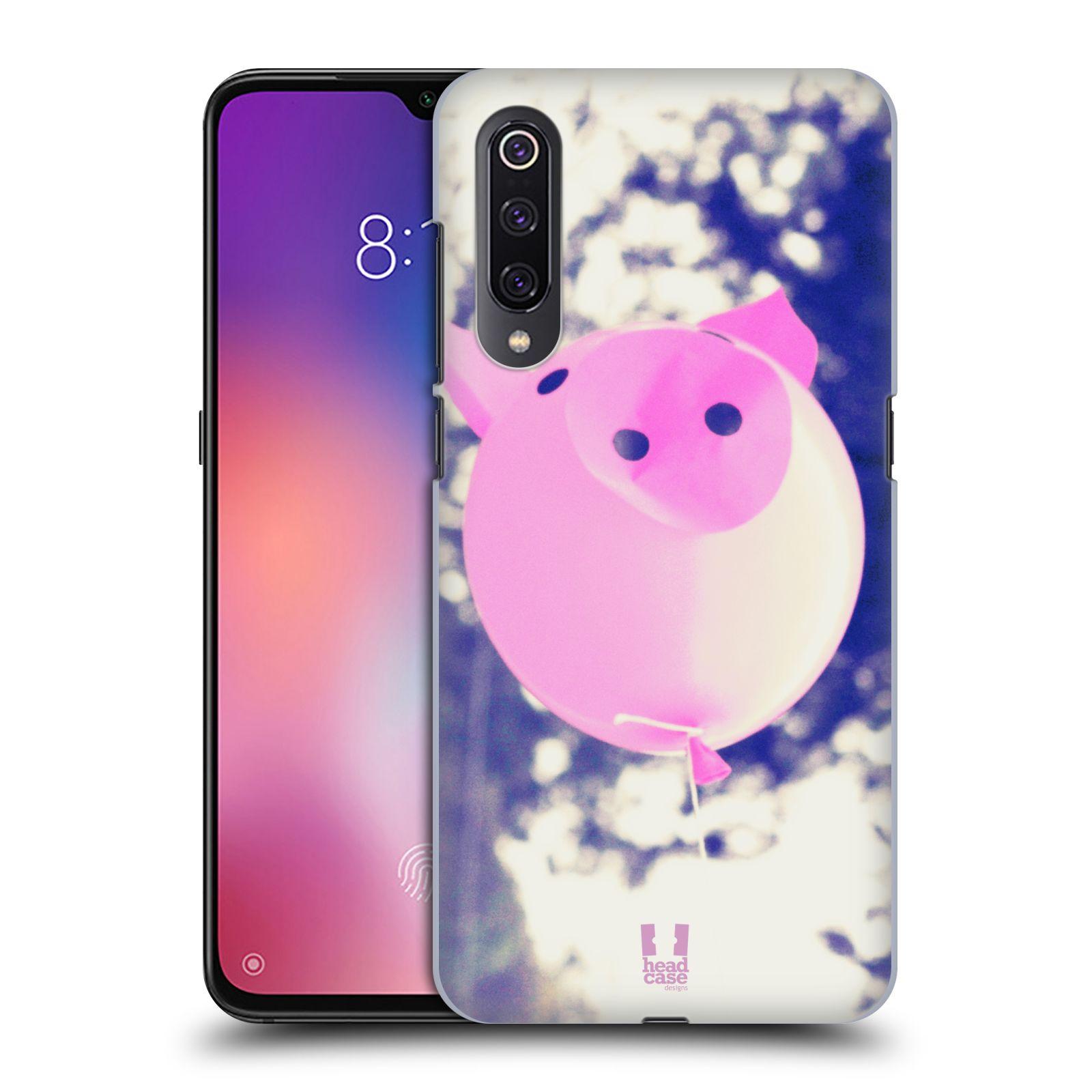 Plastové pouzdro na mobil Xiaomi Mi 9 - Head Case - BALON PAŠÍK
