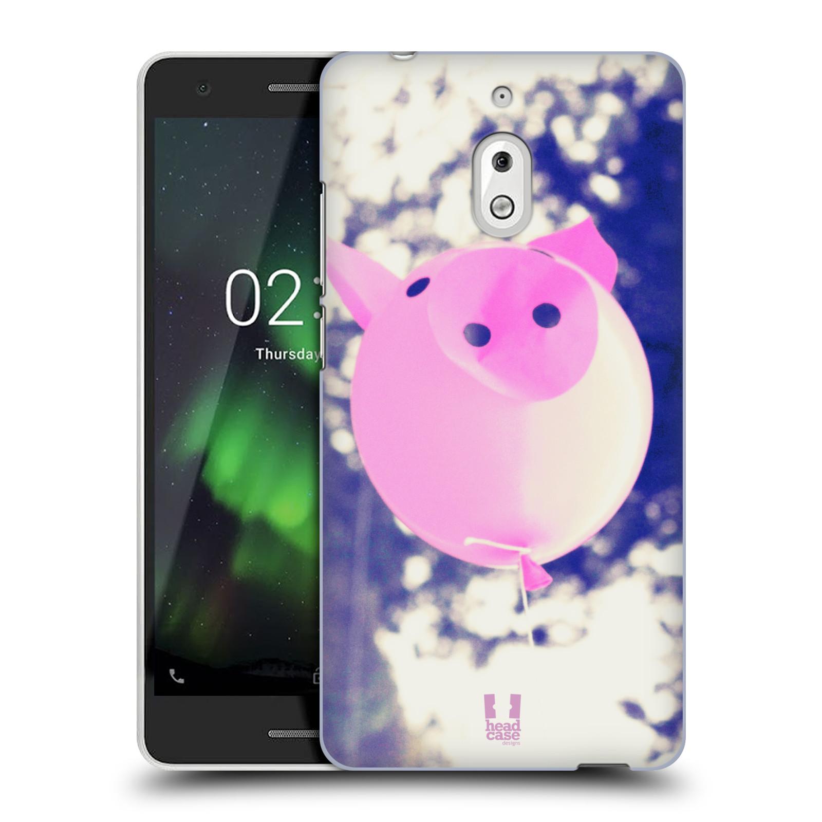 Plastové pouzdro na mobil Nokia 2.1 - Head Case - BALON PAŠÍK