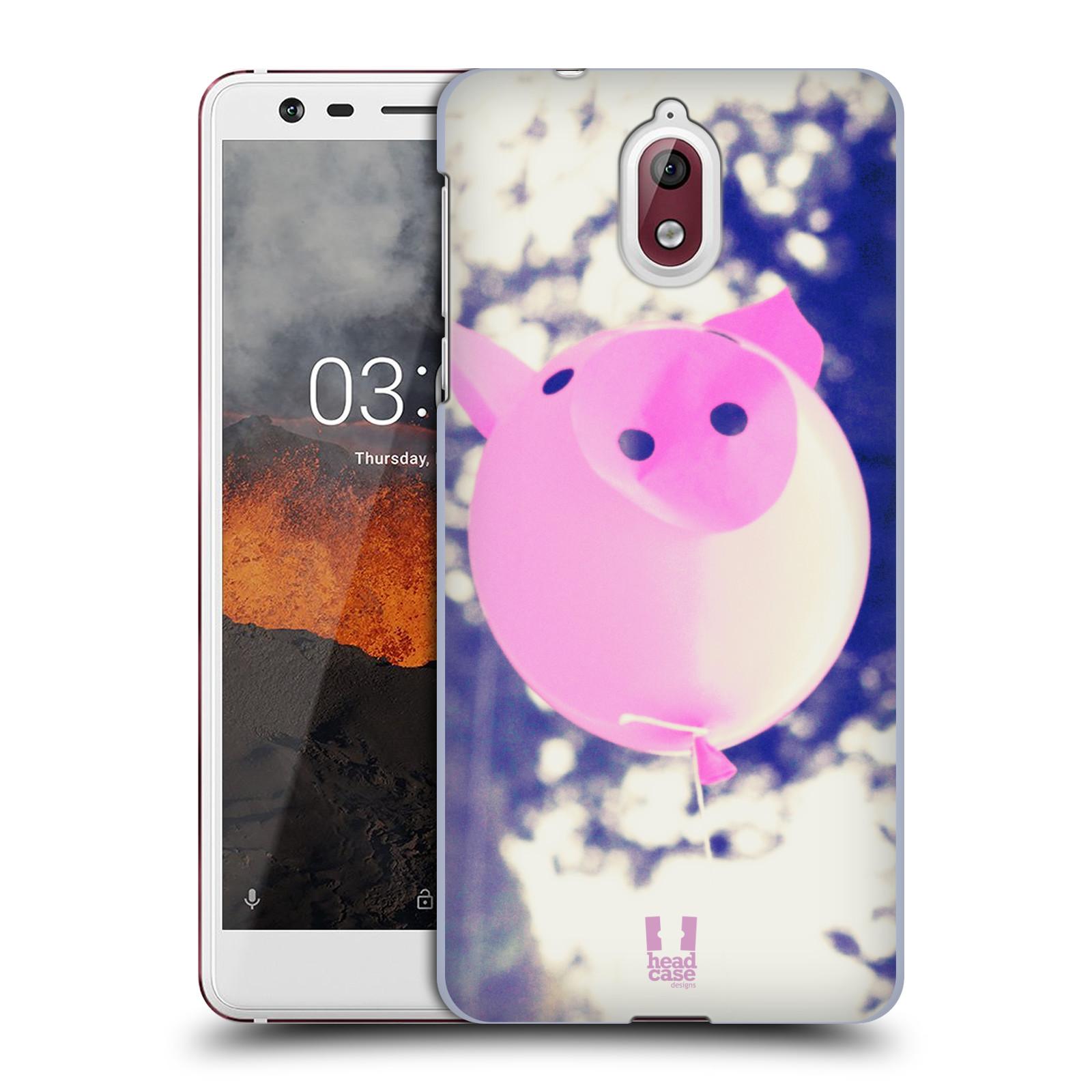 Plastové pouzdro na mobil Nokia 3.1 - Head Case - BALON PAŠÍK