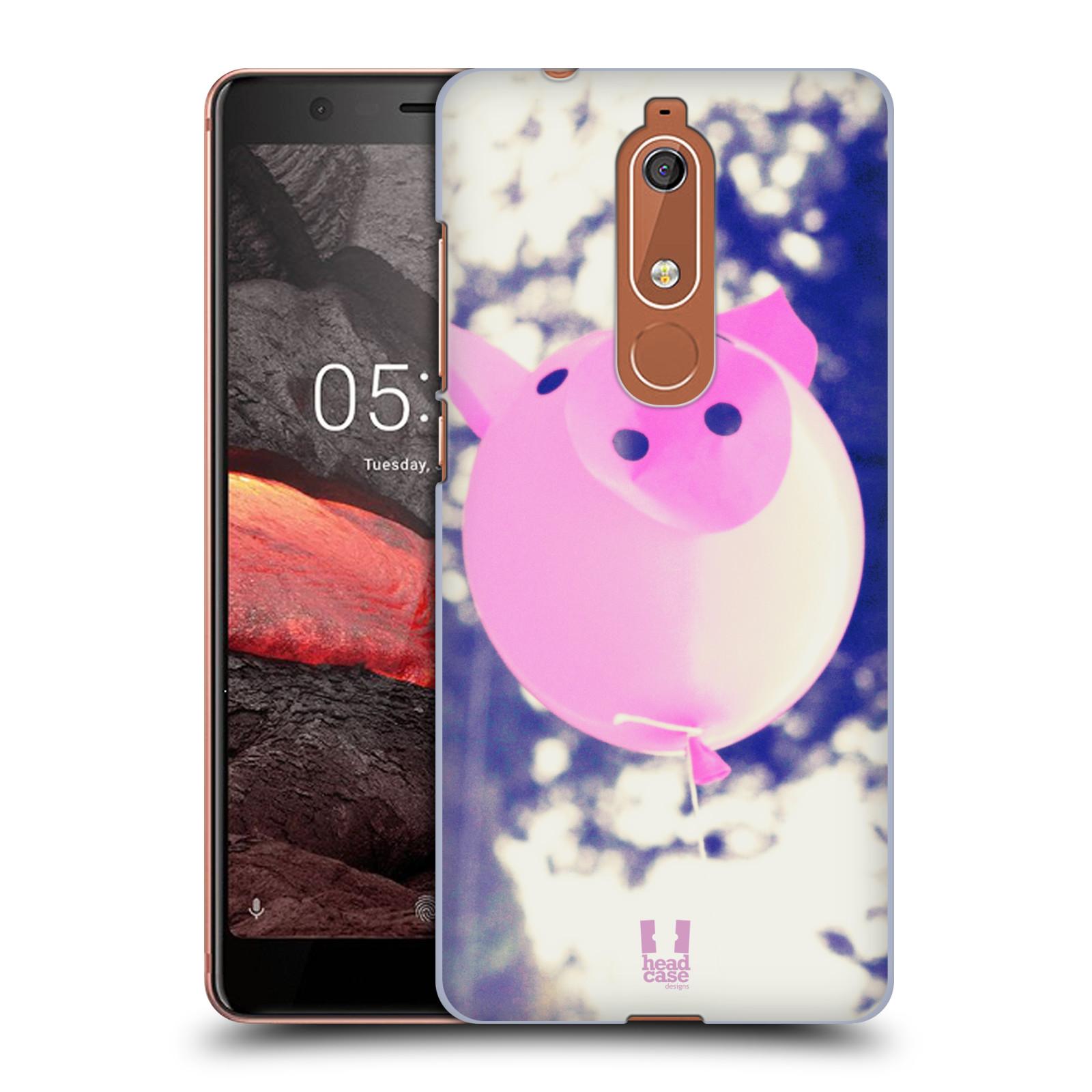 Plastové pouzdro na mobil Nokia 5.1 - Head Case - BALON PAŠÍK