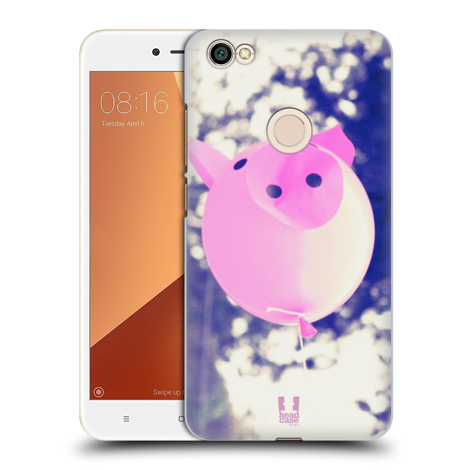 Plastové pouzdro na mobil Xiaomi Redmi Note 5A Prime - Head Case - BALON PAŠÍK