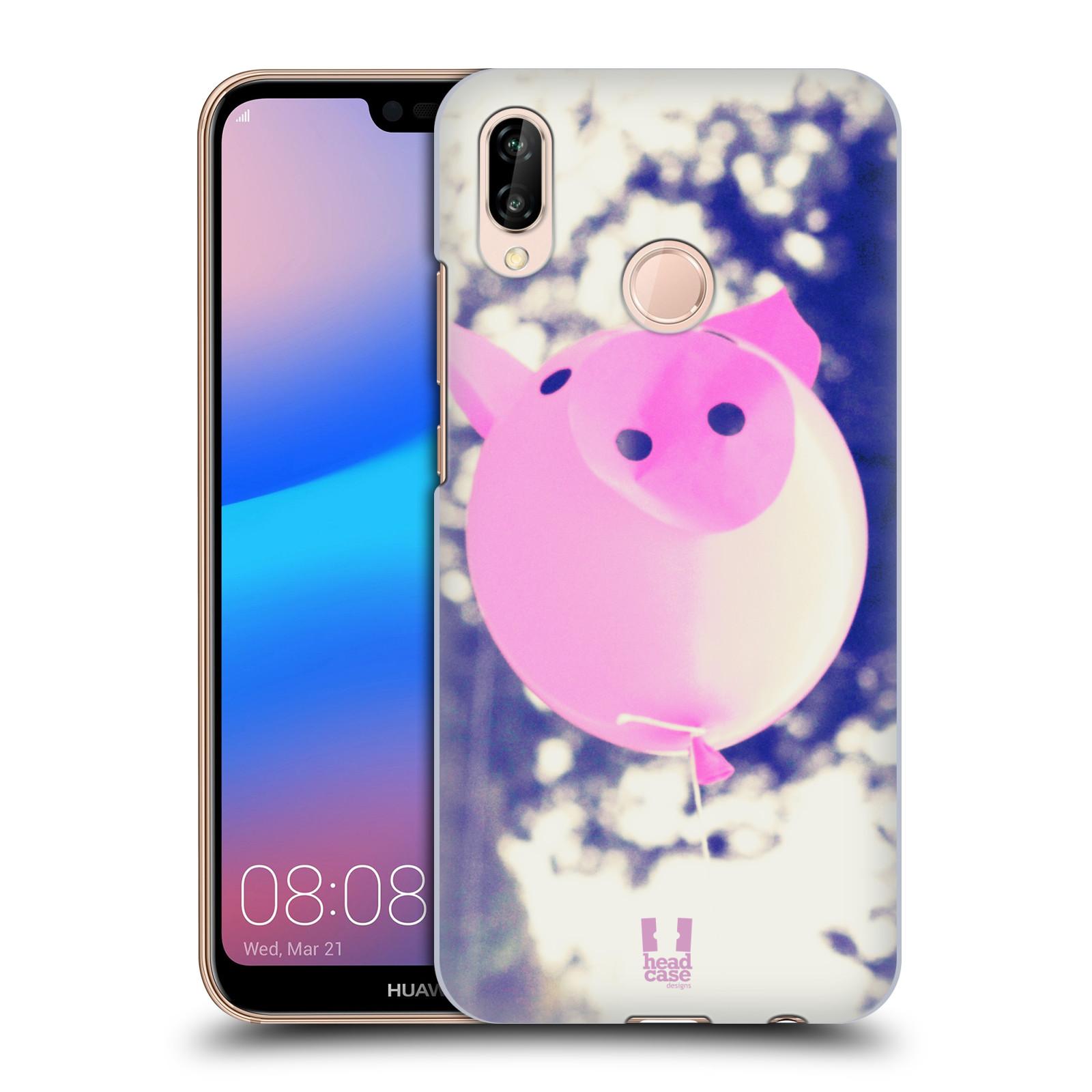 Plastové pouzdro na mobil Huawei P20 Lite - Head Case - BALON PAŠÍK