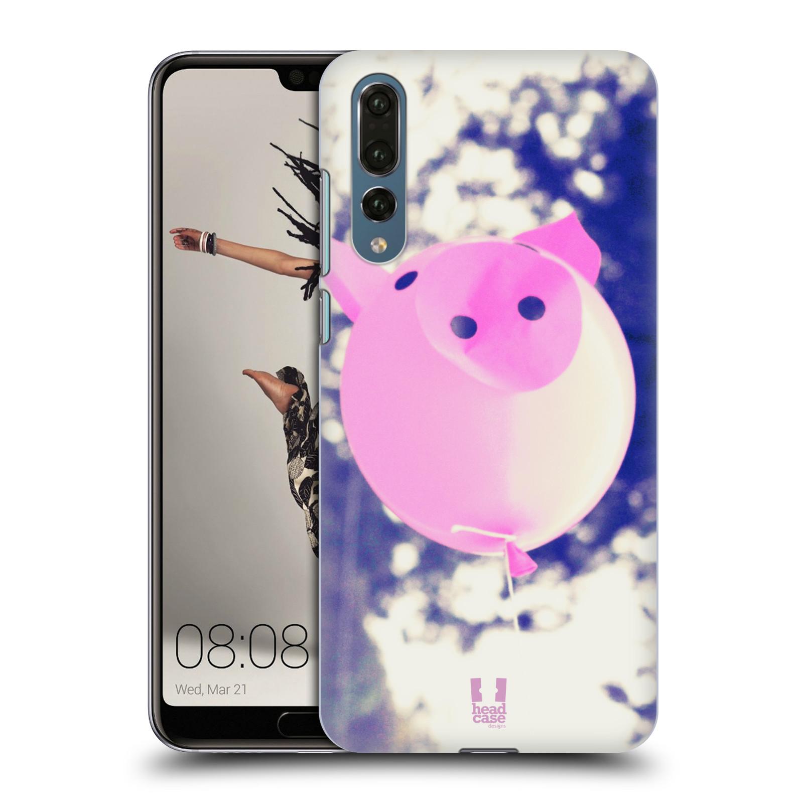 Plastové pouzdro na mobil Huawei P20 Pro - Head Case - BALON PAŠÍK