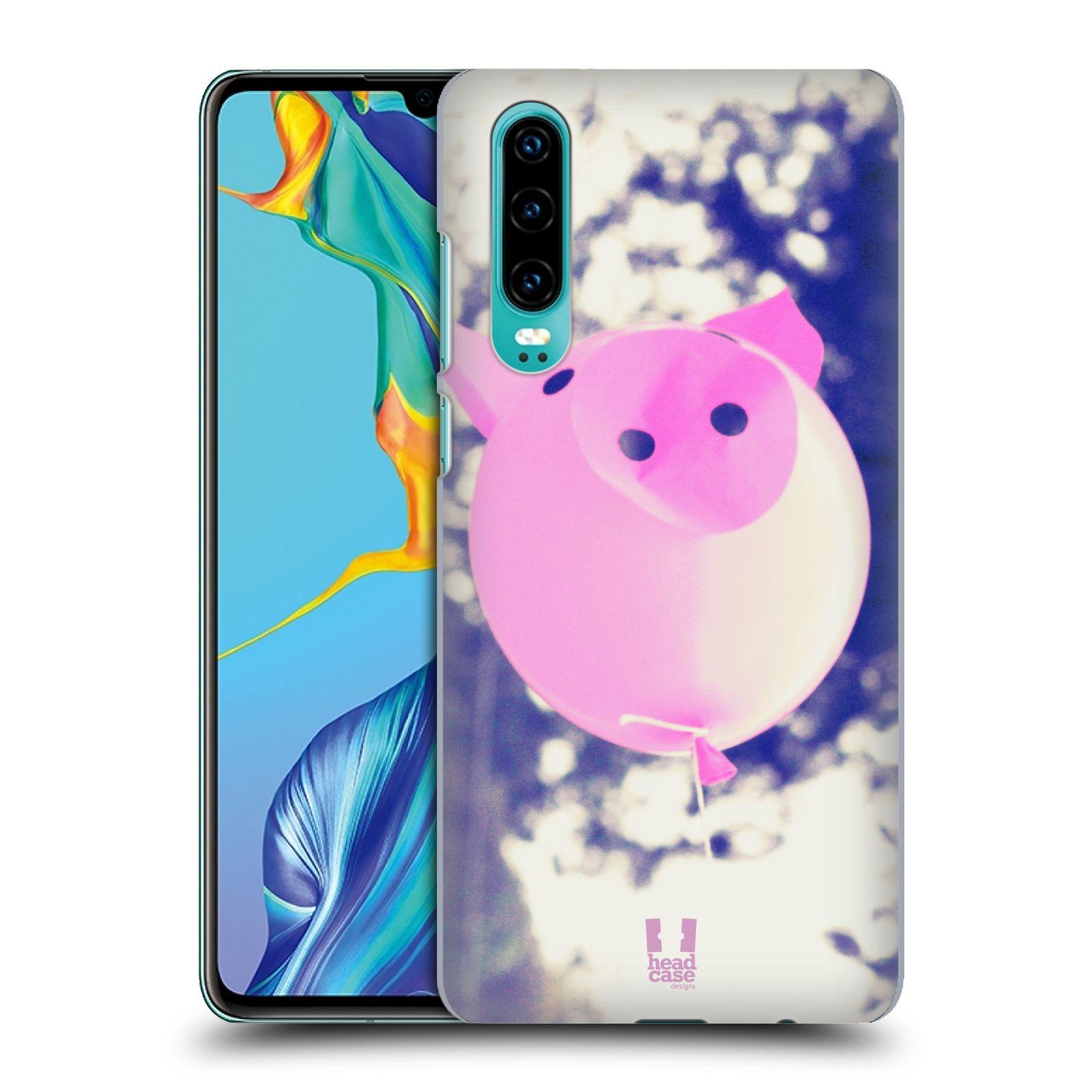 Plastové pouzdro na mobil Huawei P30 - Head Case - BALON PAŠÍK