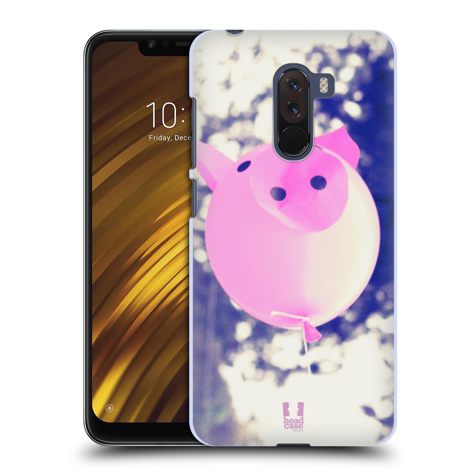 Plastové pouzdro na mobil Xiaomi Pocophone F1 - Head Case - BALON PAŠÍK