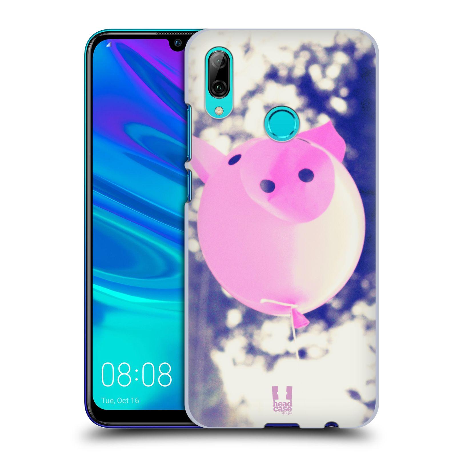 Plastové pouzdro na mobil Huawei P Smart (2019) - Head Case - BALON PAŠÍK