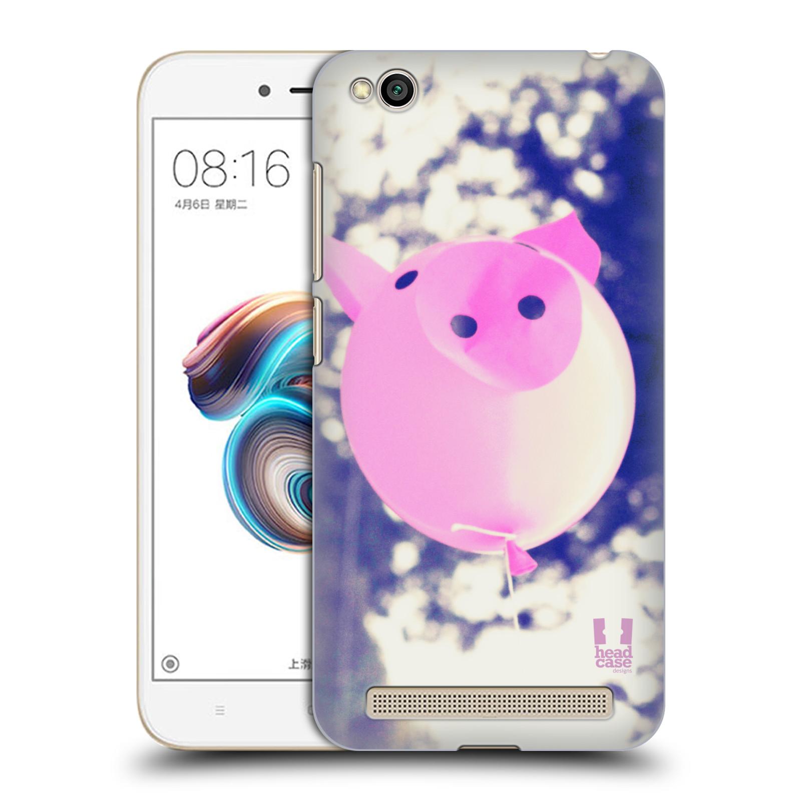 Plastové pouzdro na mobil Xiaomi Redmi 5A - Head Case - BALON PAŠÍK