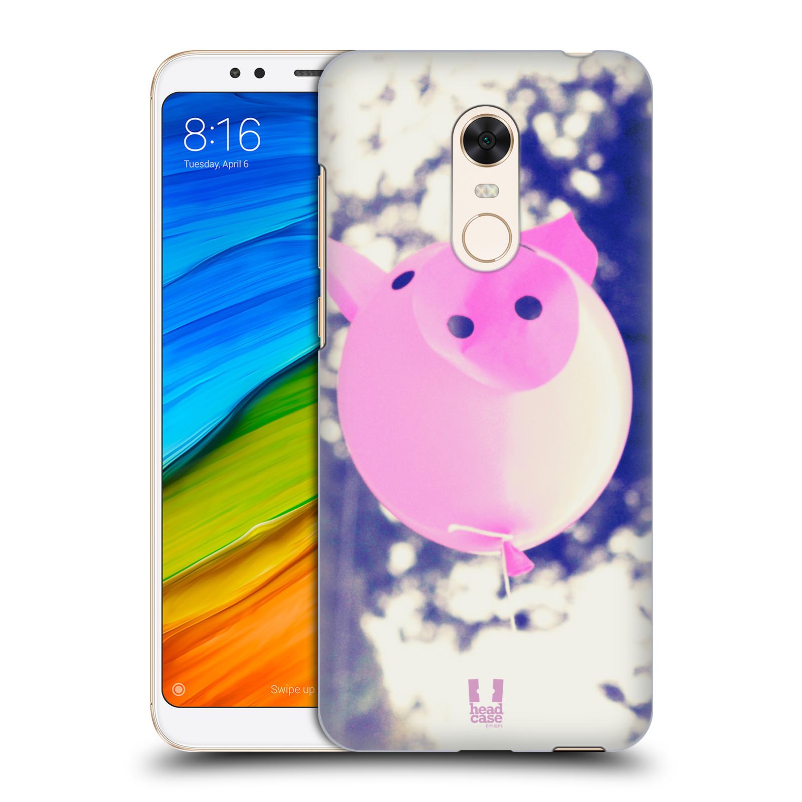 Plastové pouzdro na mobil Xiaomi Redmi 5 Plus - Head Case - BALON PAŠÍK