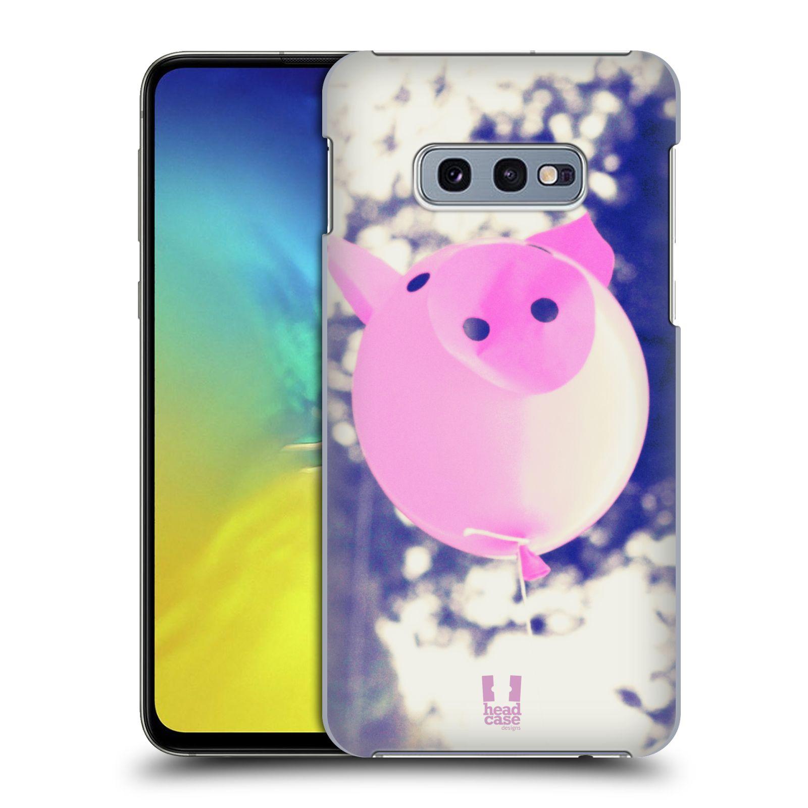 Plastové pouzdro na mobil Samsung Galaxy S10e - Head Case - BALON PAŠÍK