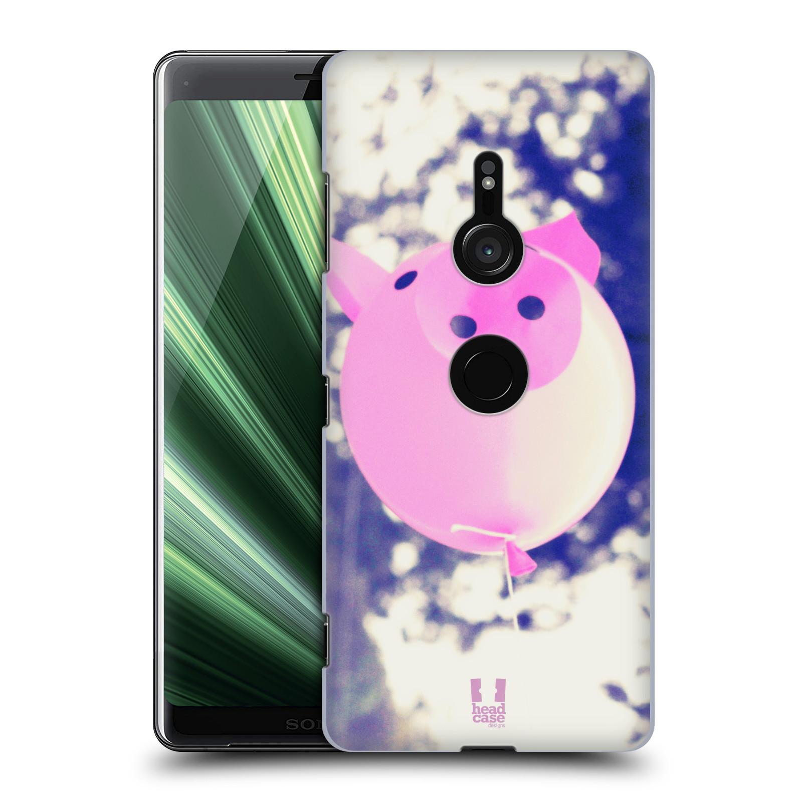 Plastové pouzdro na mobil Sony Xperia XZ3 - Head Case - BALON PAŠÍK